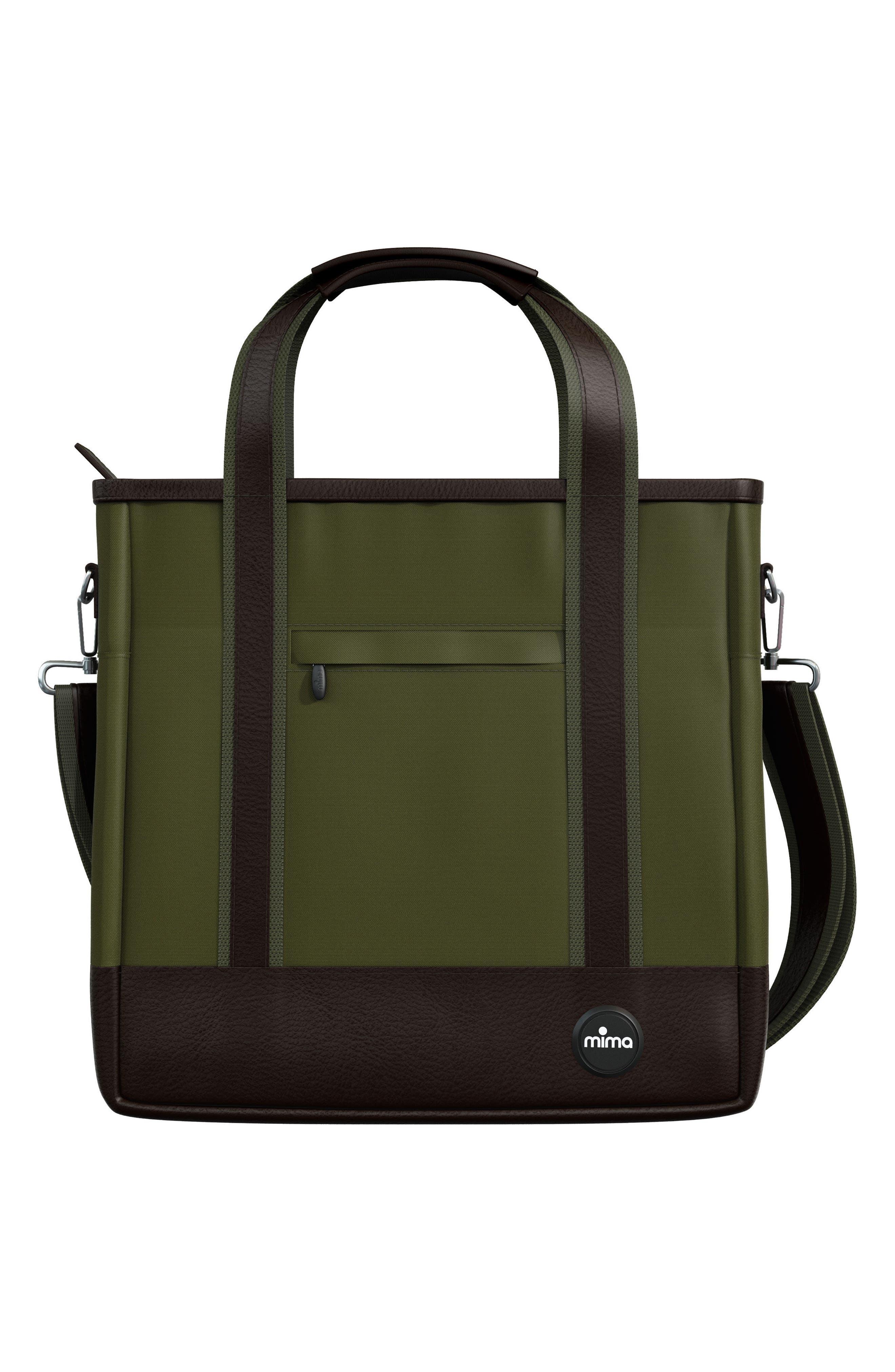 Alternate Image 1 Selected - Mima Zigi Diaper Bag