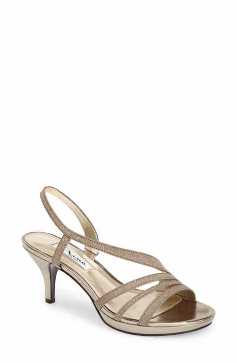 Nina Neely Slingback Platform Sandal