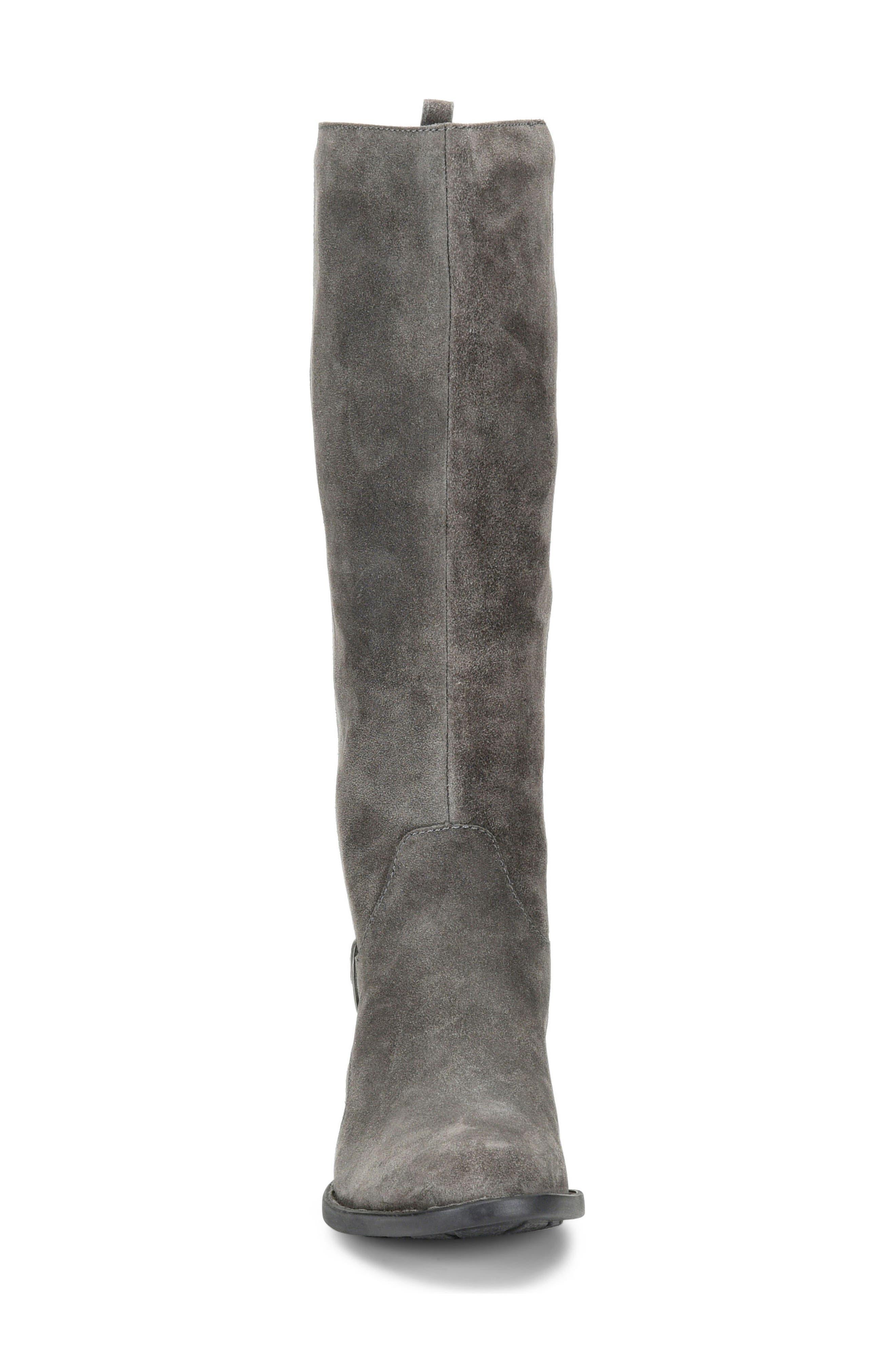 Alternate Image 4  - Børn Campbell Knee High Elastic Back Boot (Women)