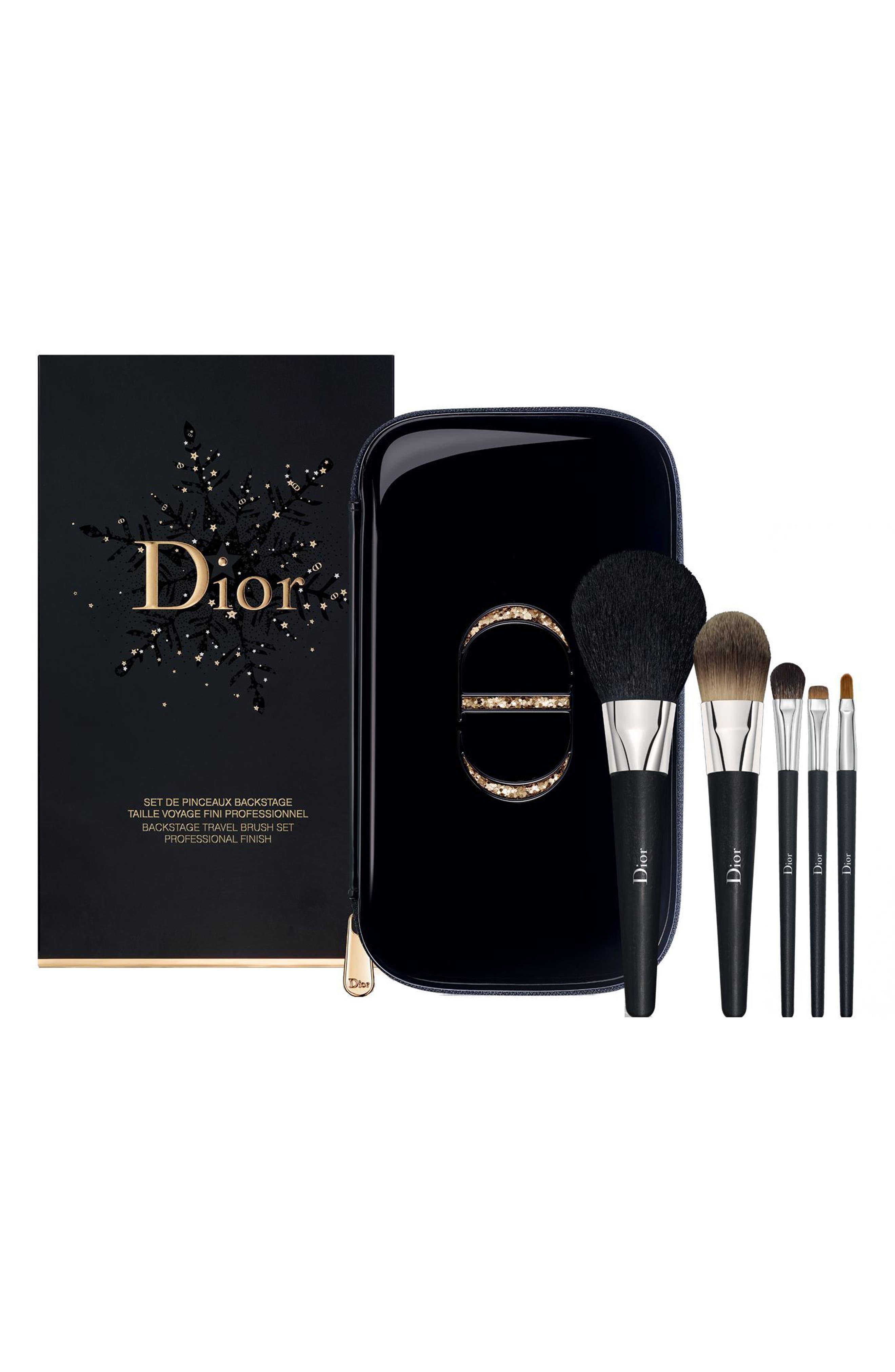 Alternate Image 1 Selected - Dior Backstage Travel Brush Set