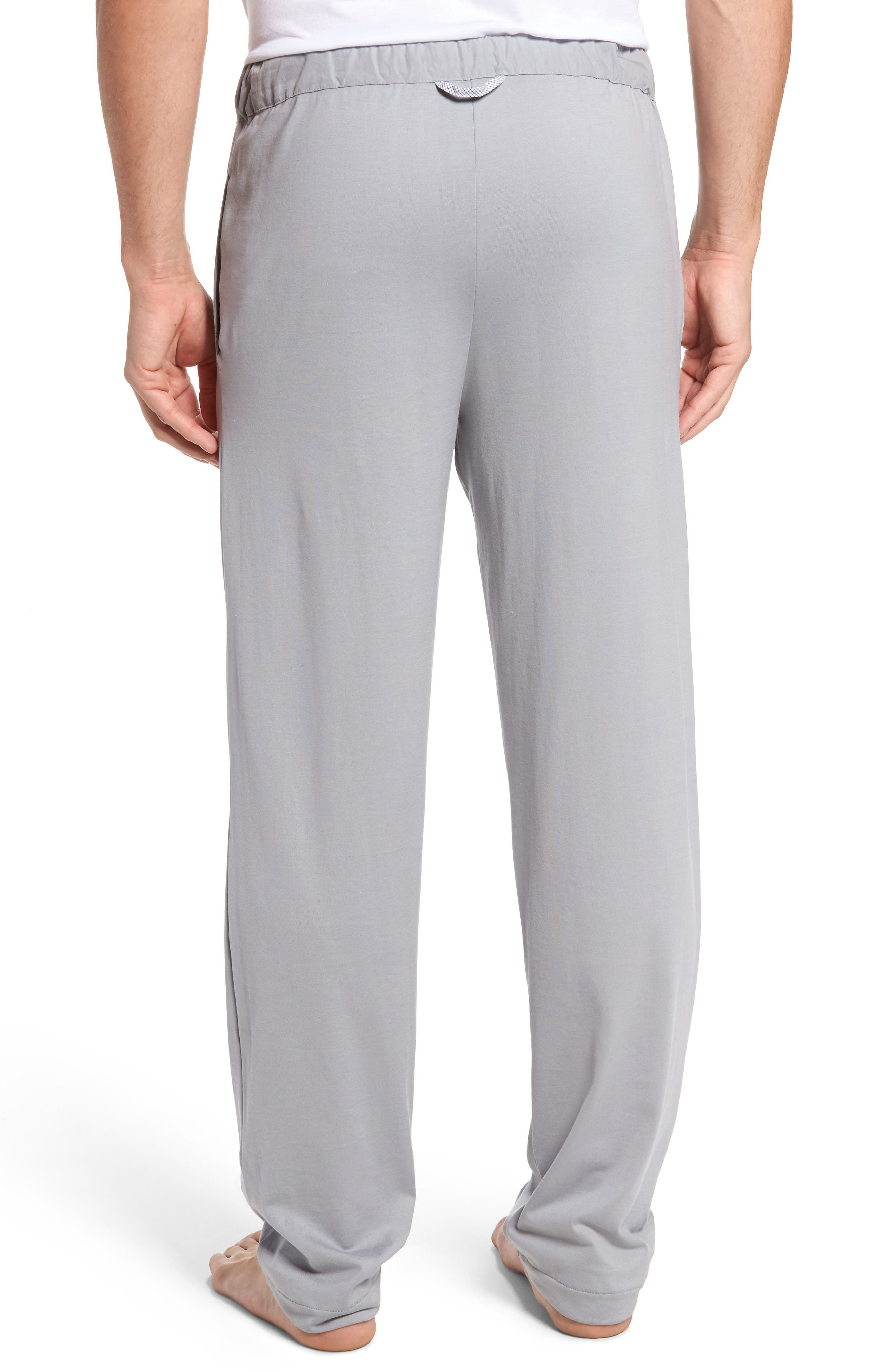 Night & Day Knit Lounge Pants,                             Alternate thumbnail 2, color,                             Mineral