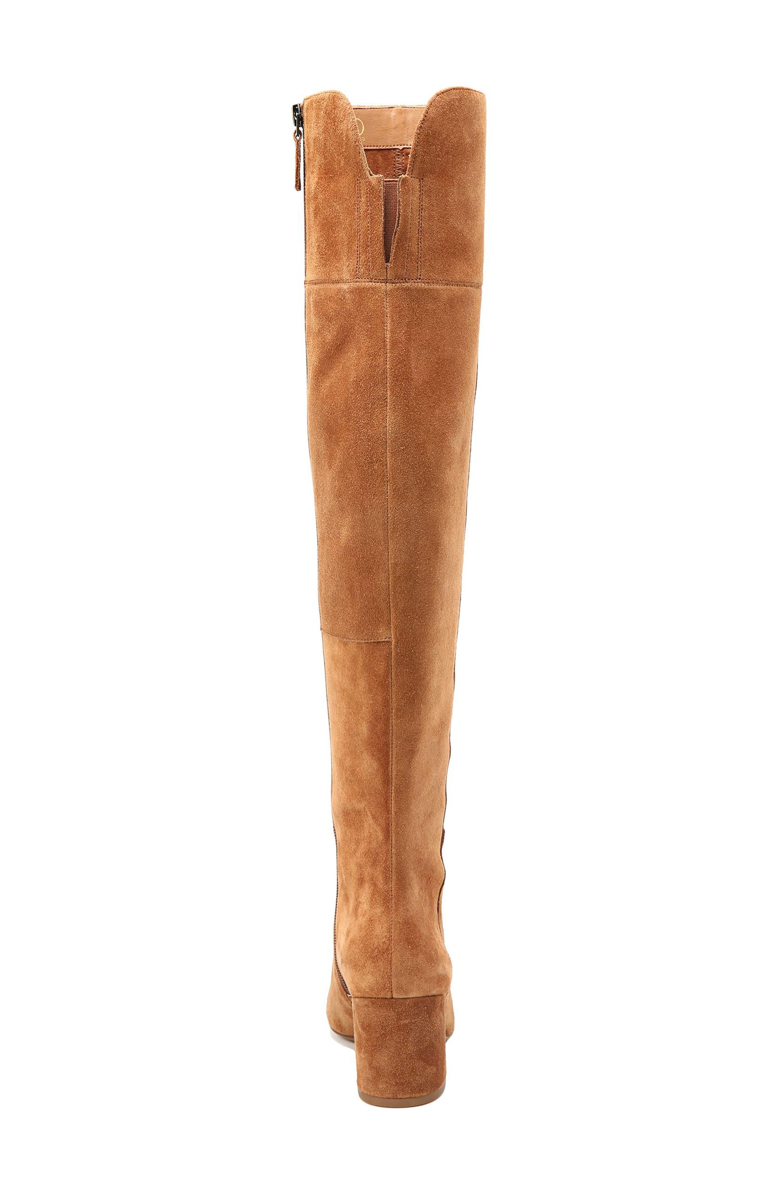 Alternate Image 4  - SARTO by Franco Sarto Korrine Over the Knee Boot (Women)