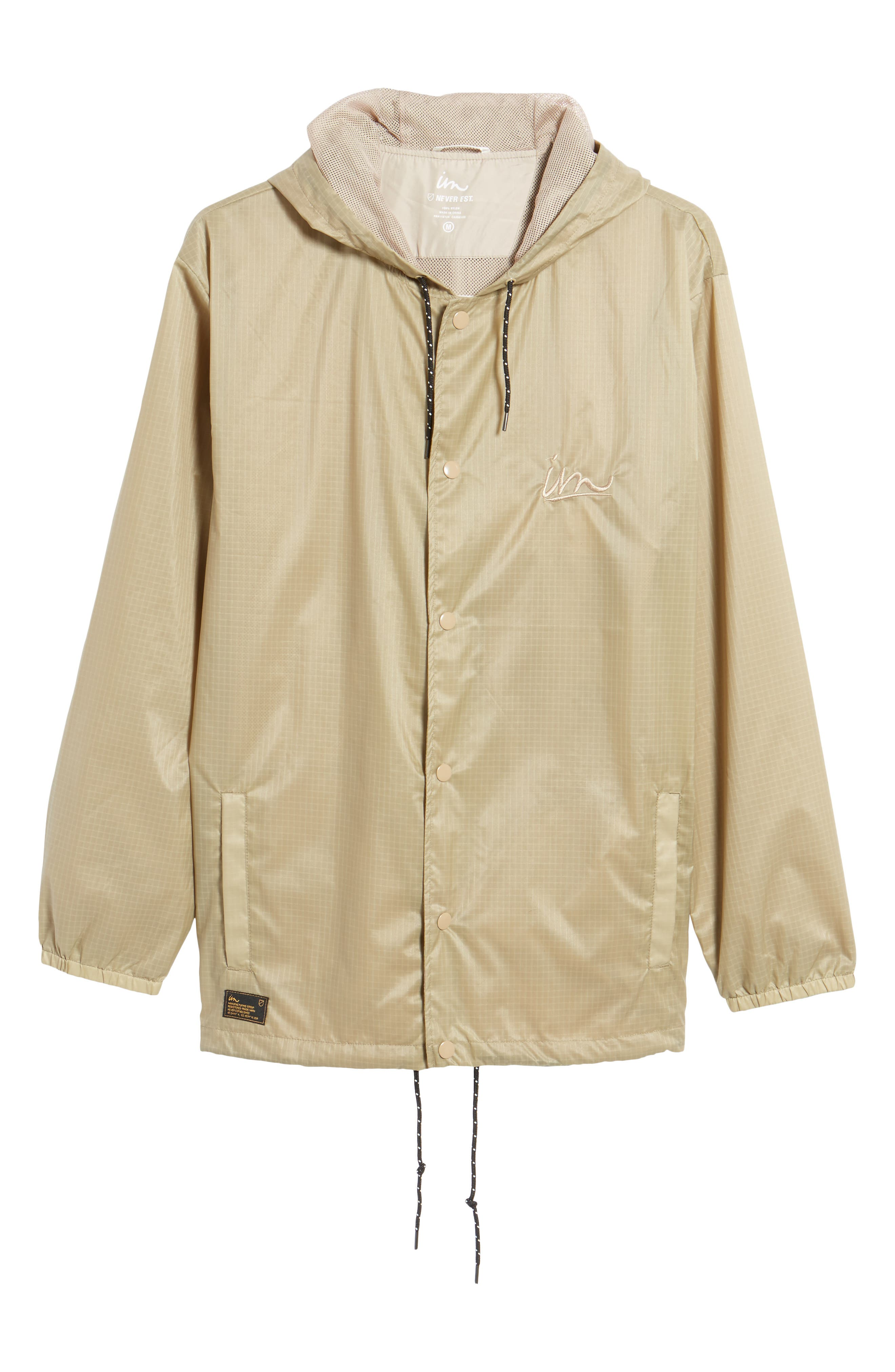Alternate Image 6  - Imperial Motion NCT Vulcan Coach's Jacket