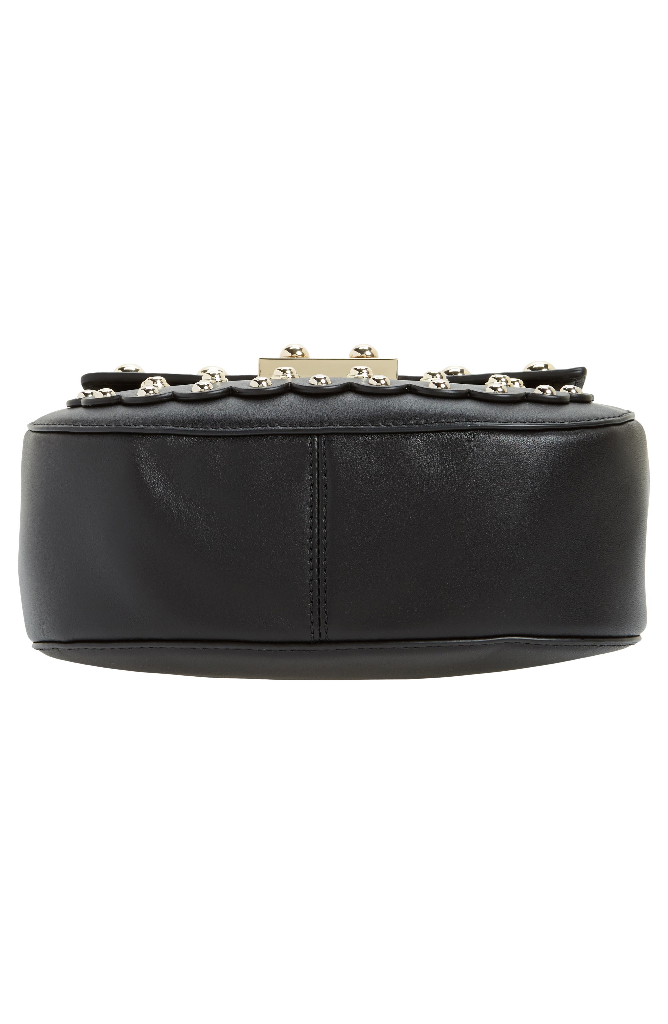 Alternate Image 5  - kate spade new york madison stewart street - byrdie studded leather crossbody bag