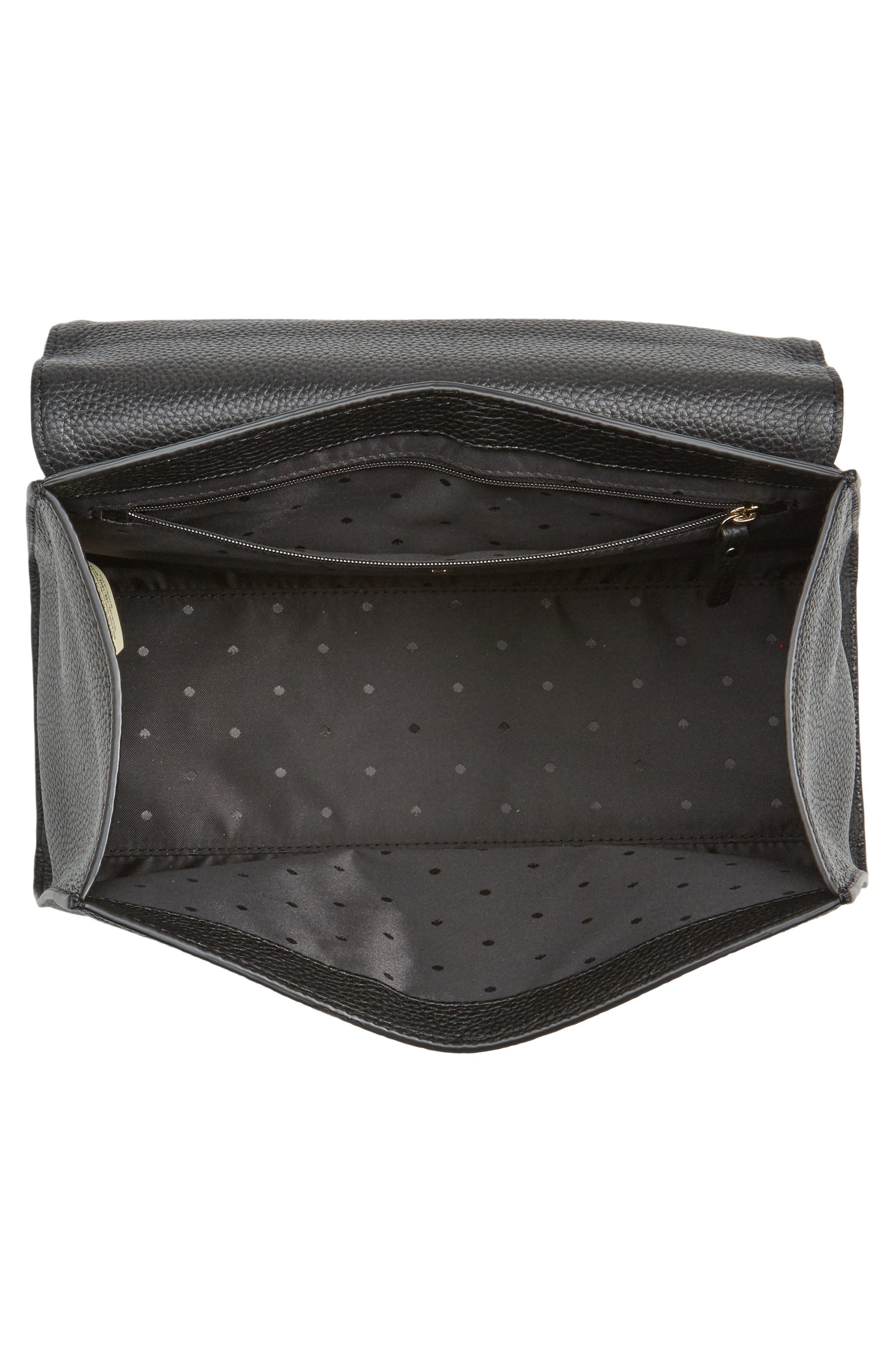 stewart street - samira textile & leather top handle satchel,                             Alternate thumbnail 3, color,                             Multi