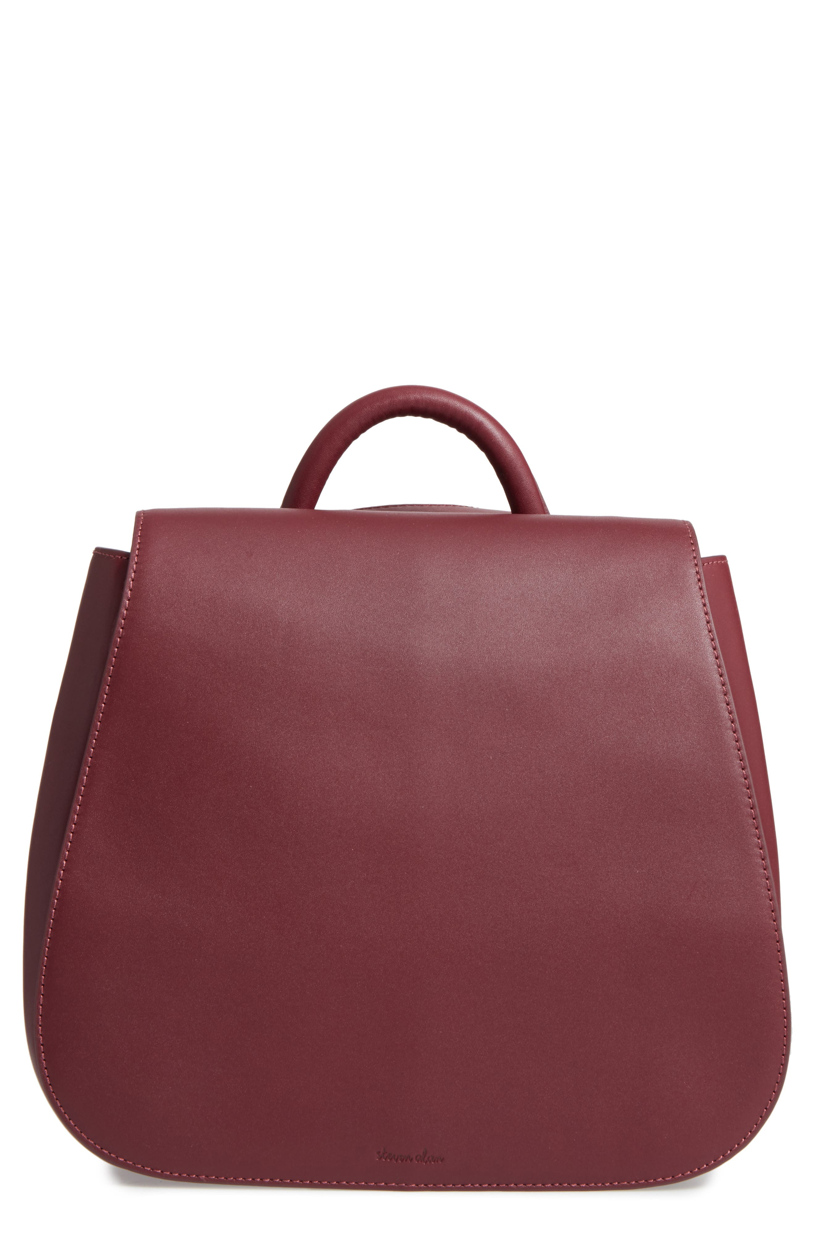 Alternate Image 1 Selected - Steven Alan Kate Convertible Leather Backpack