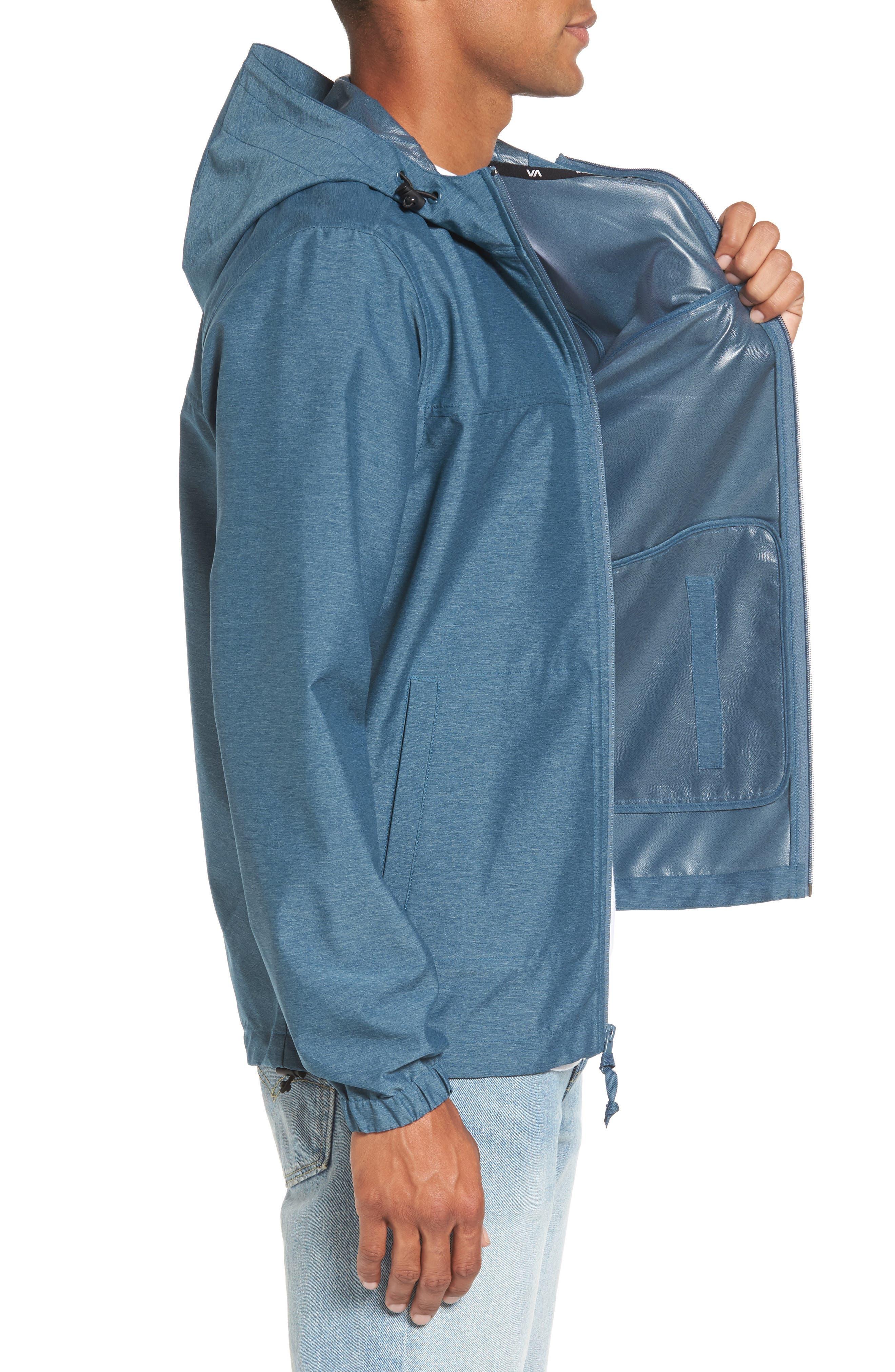 Steep Sport Jacket,                             Alternate thumbnail 3, color,                             Desert Blue