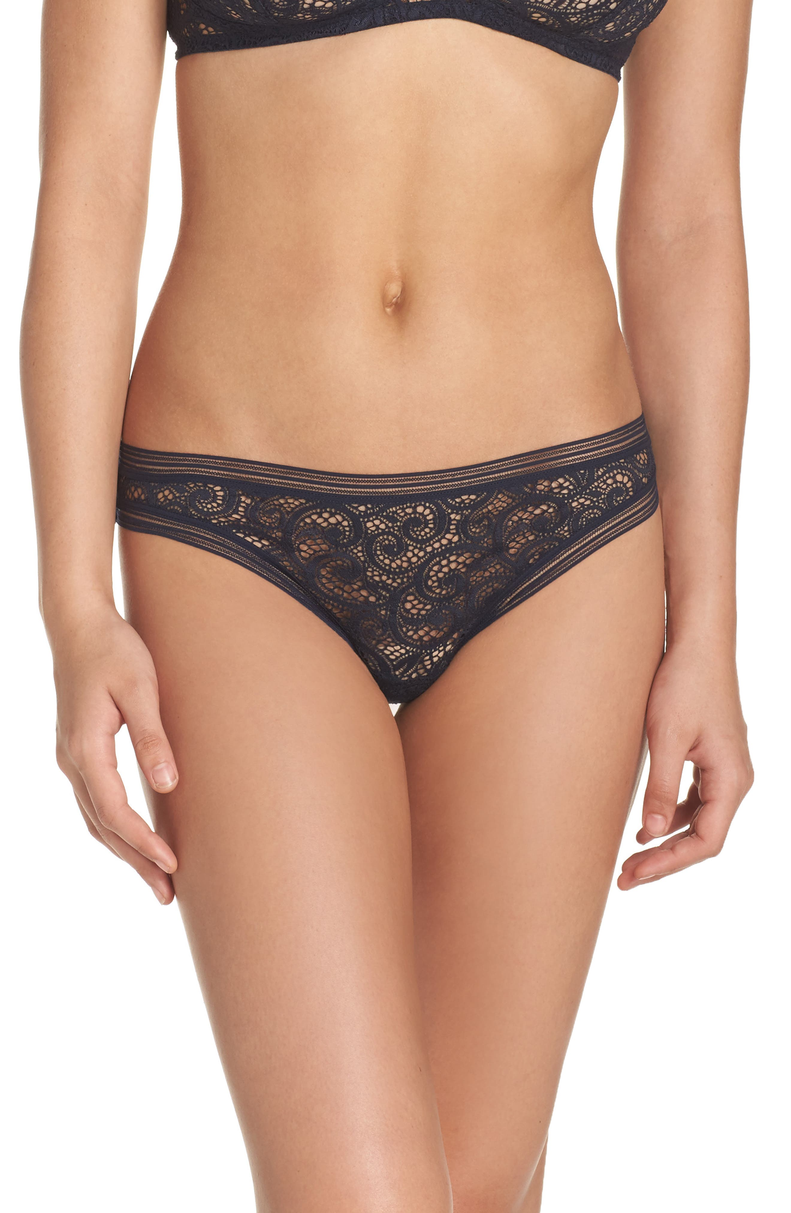 Main Image - ELSE Lace Thong