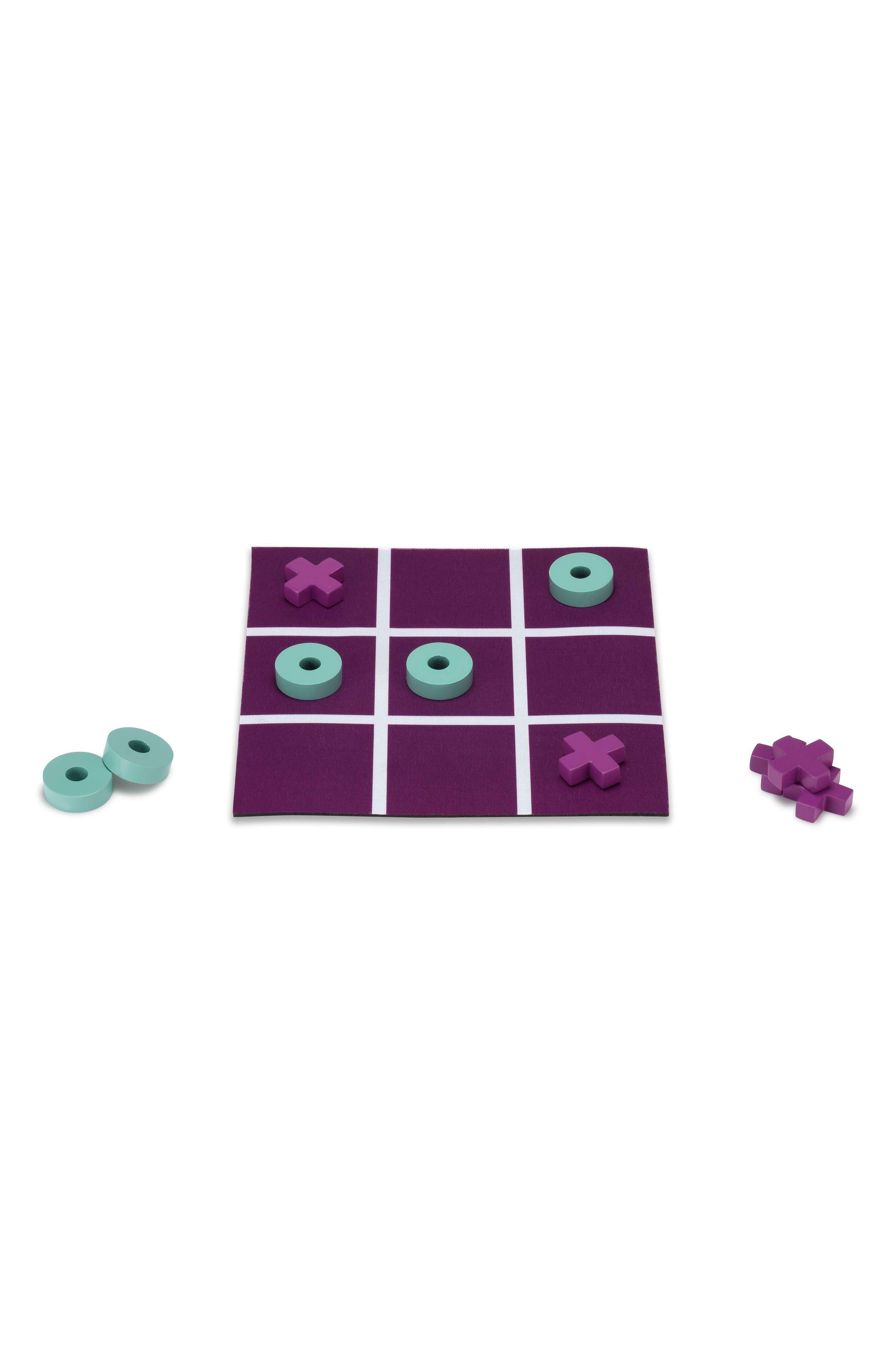 Desktop Games 11-Piece Pocket Tic-Tac-Toe Set,                             Alternate thumbnail 2, color,                             Multi