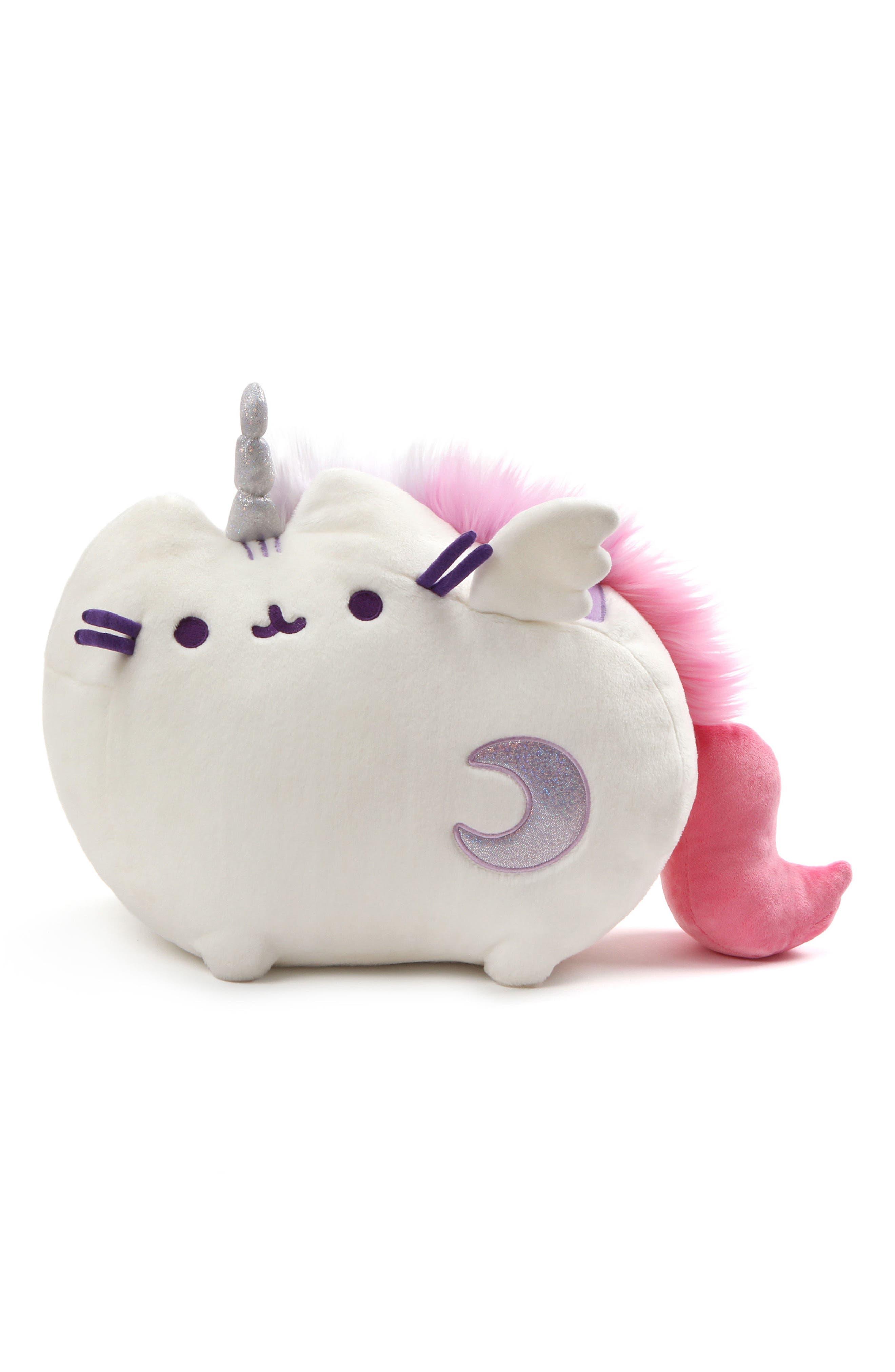 Gund Super Pusheenicorn Light-and-Sound Stuffed Animal