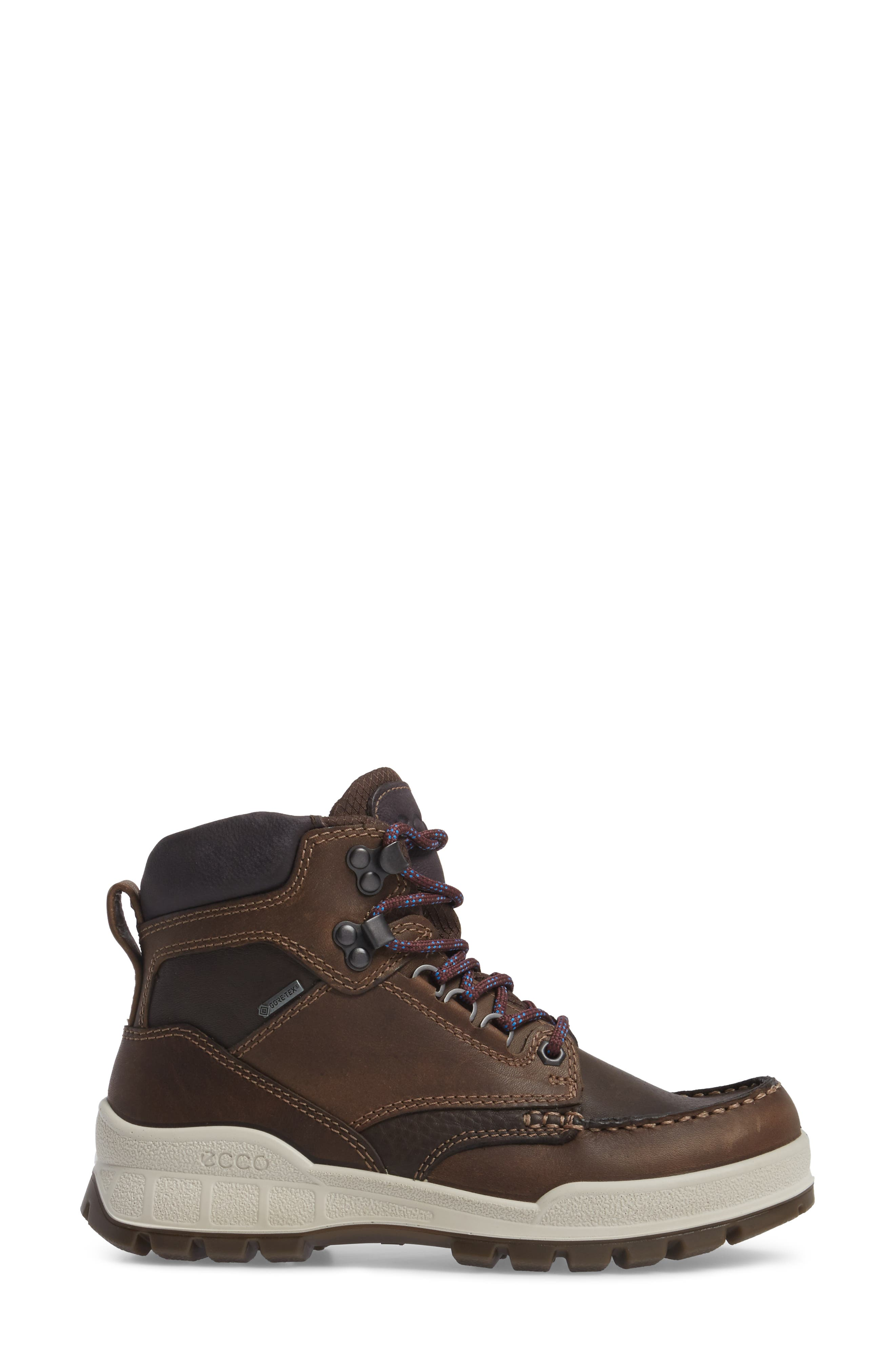 Track 25 Gore-Tex<sup>®</sup> Waterproof Hiking Boot,                             Alternate thumbnail 3, color,                             Cocoa Brown Leather