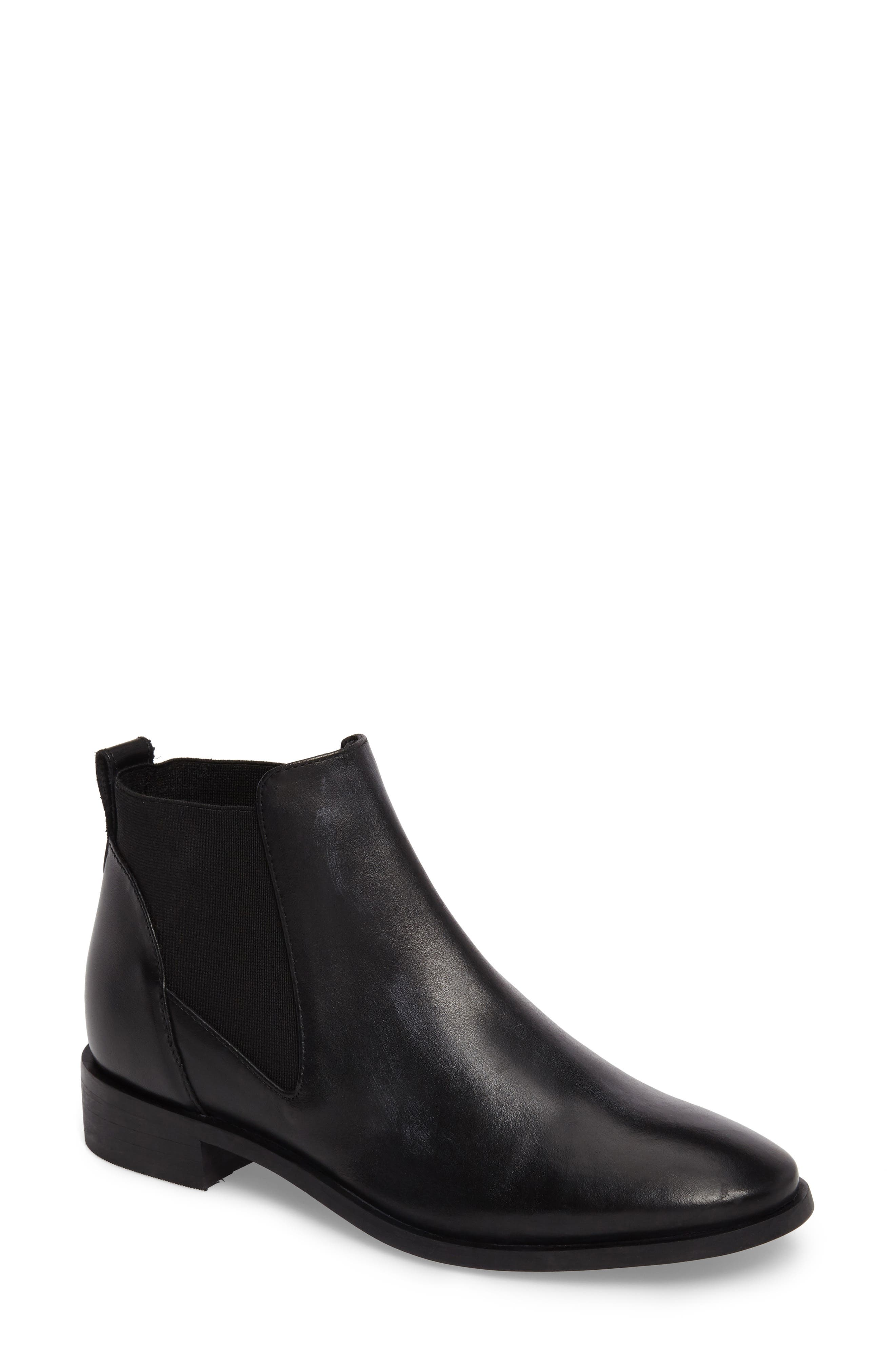 King Chelsea Boot,                         Main,                         color, Black
