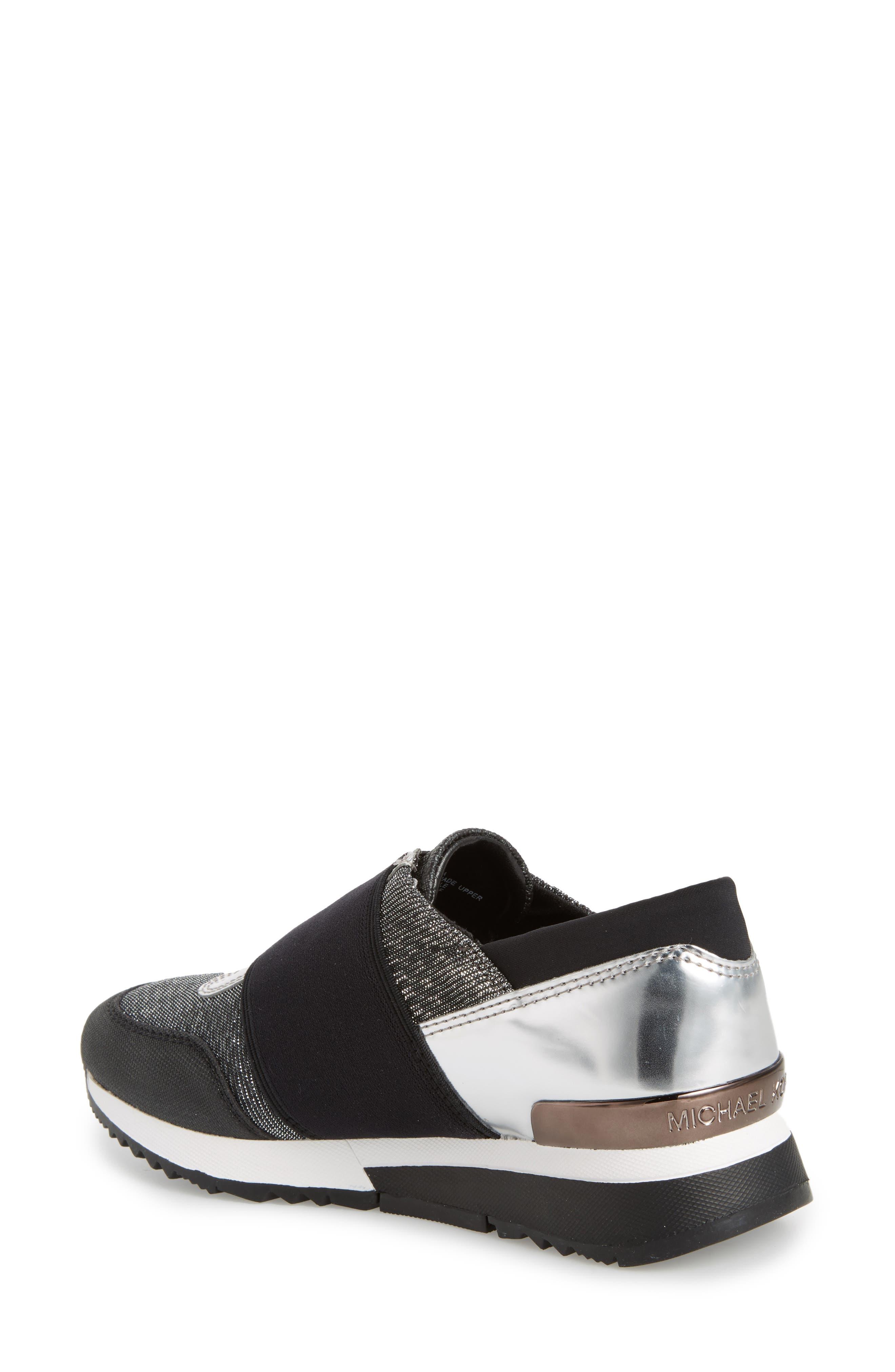 Alternate Image 2  - MICHAEL Michael Kors Slip-On Sneaker (Women)