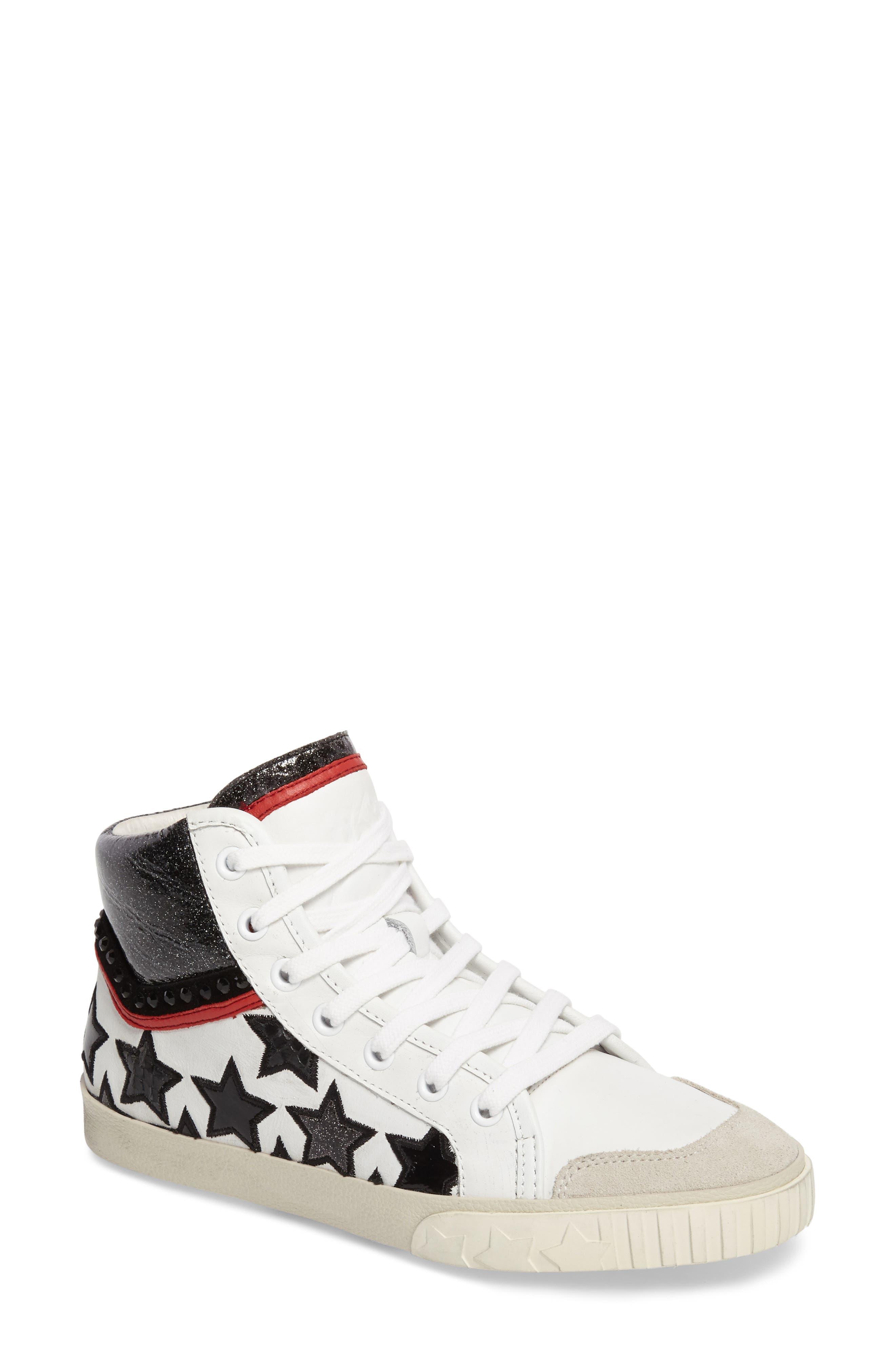 Ash Musik High Top Sneaker (Women)