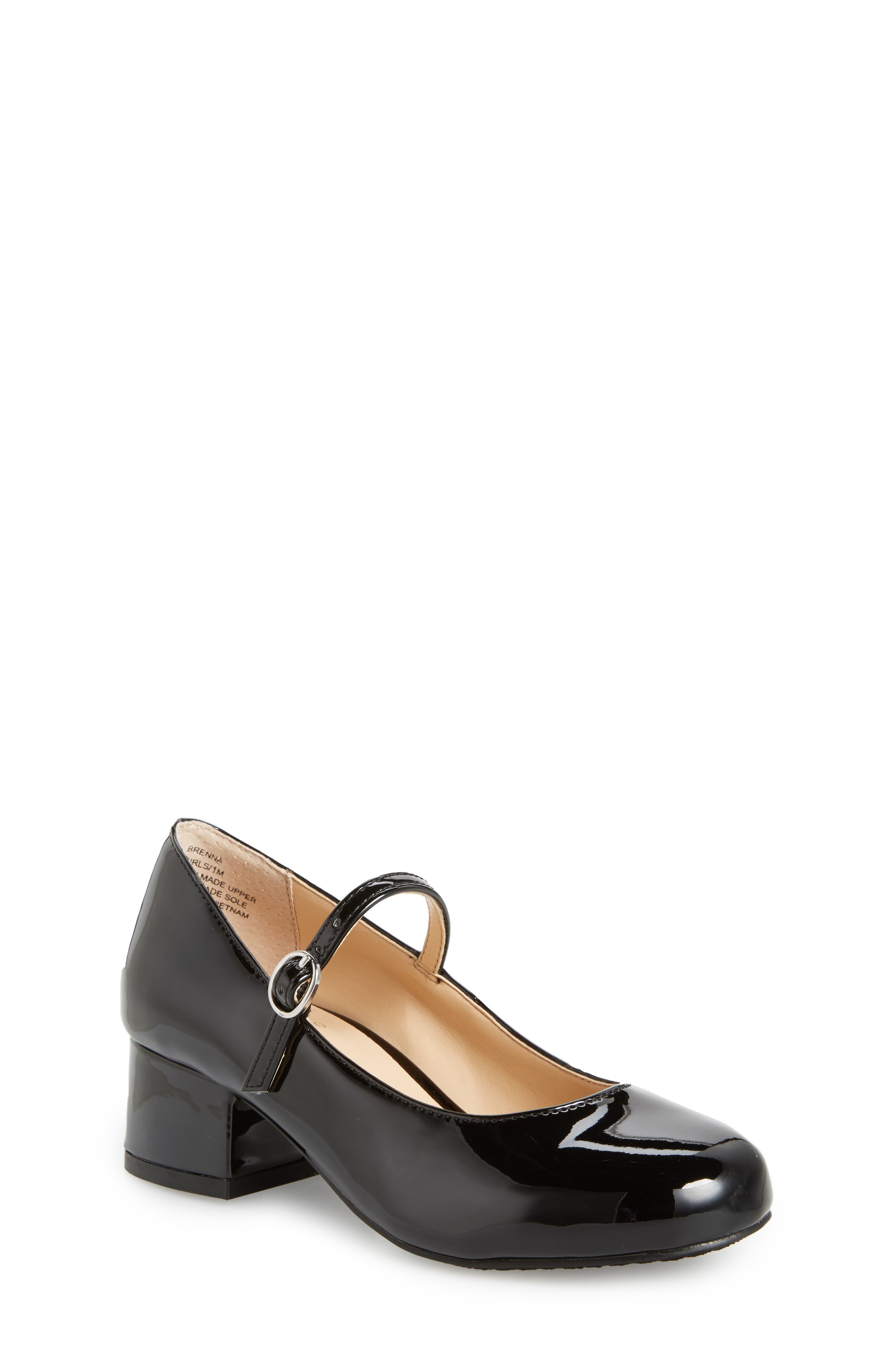 Vince Camuto Brenna Mary Jane Pump (Toddler, Little Kid & Big Kid)