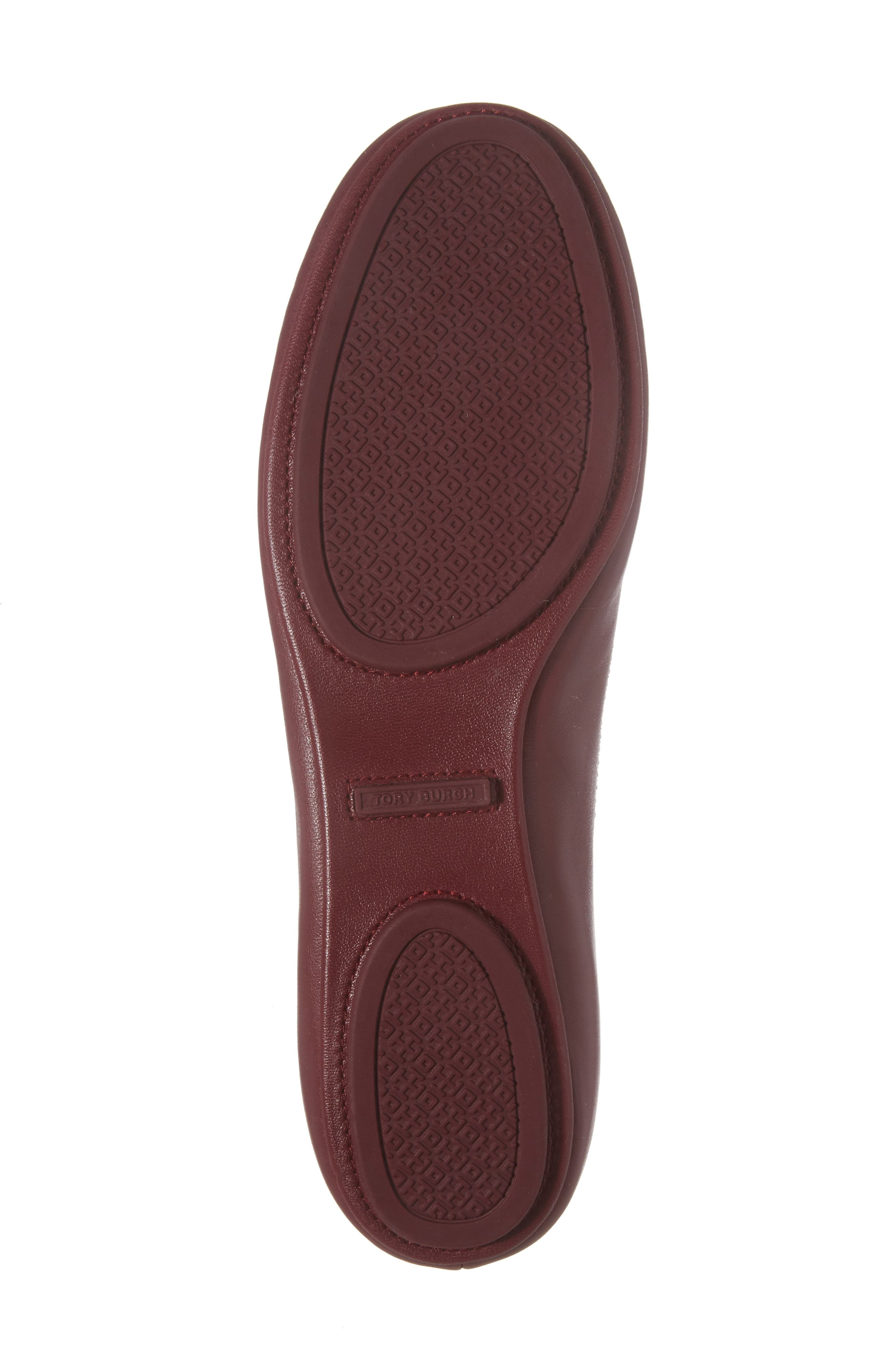 Alternate Image 6  - Tory Burch 'Minnie' Travel Ballet Flat (Women)