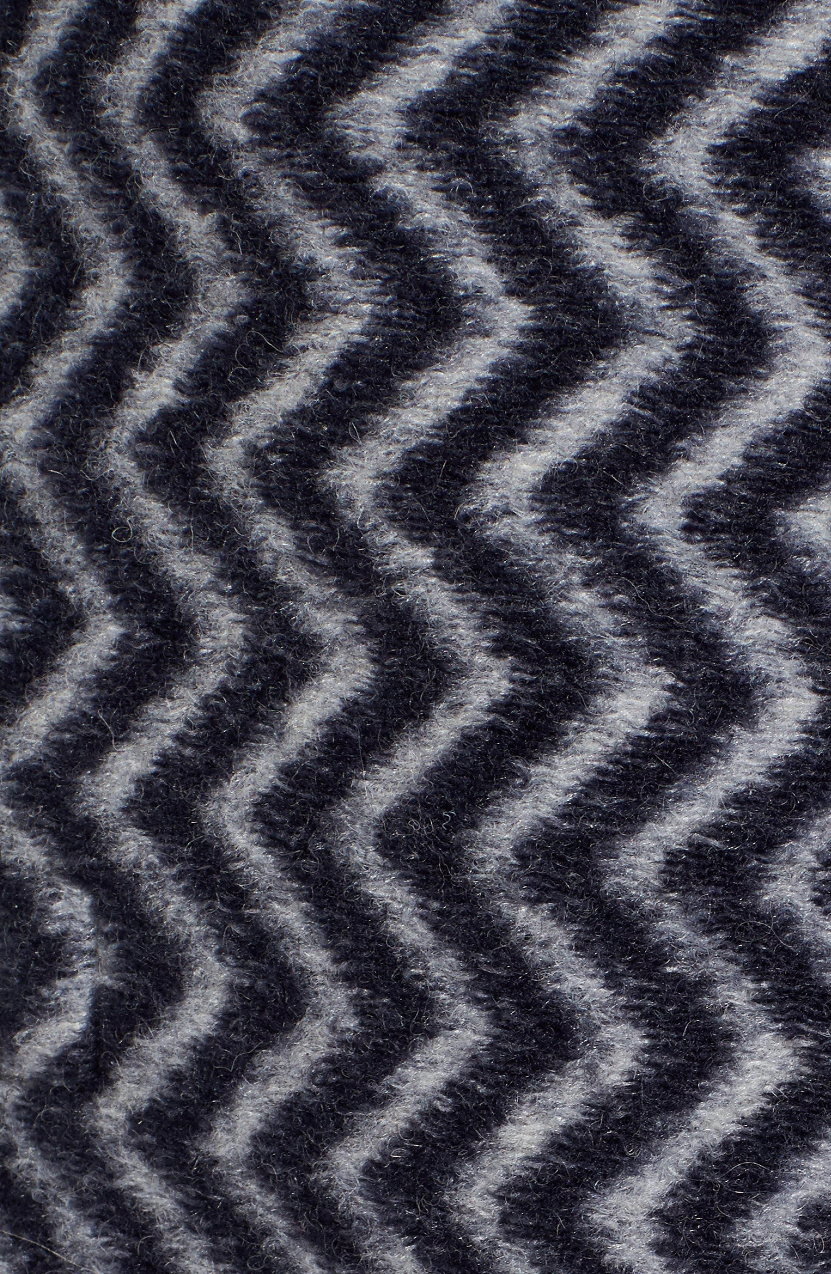 Blanket Jacket,                             Alternate thumbnail 5, color,                             Blue