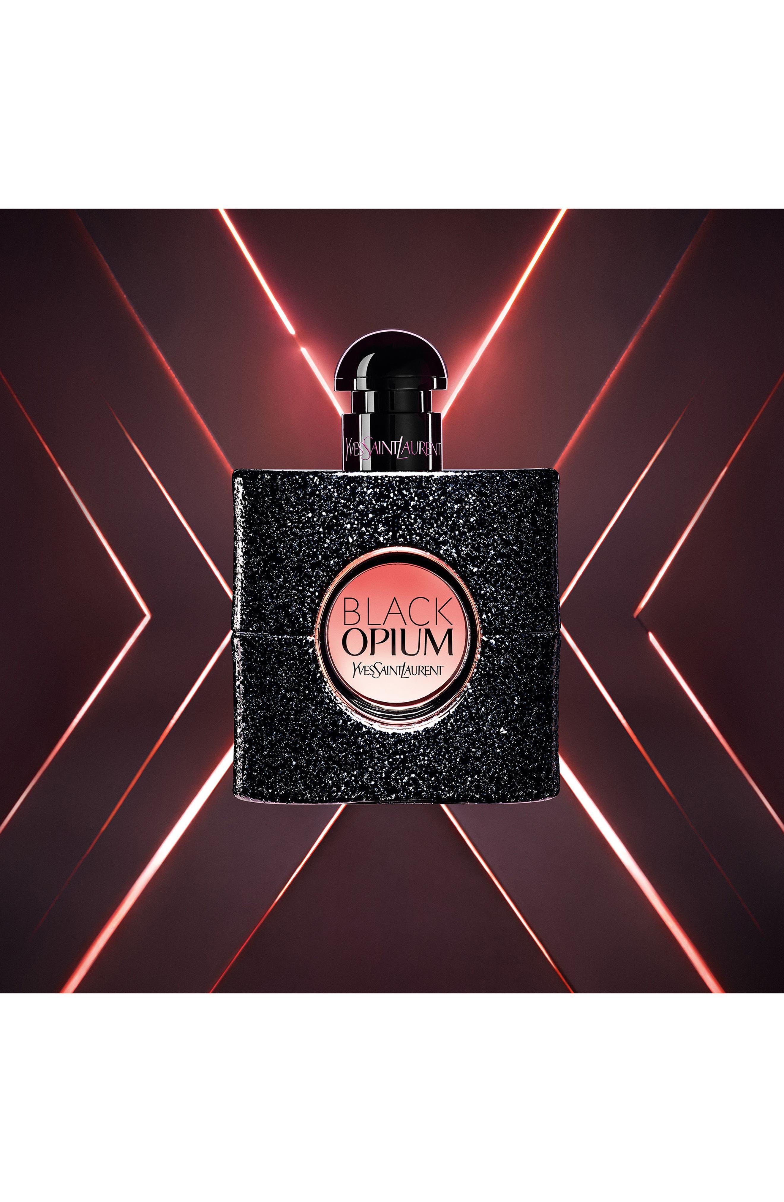 Alternate Image 3  - Yves Saint Laurent Black Opium Eau de Parfum