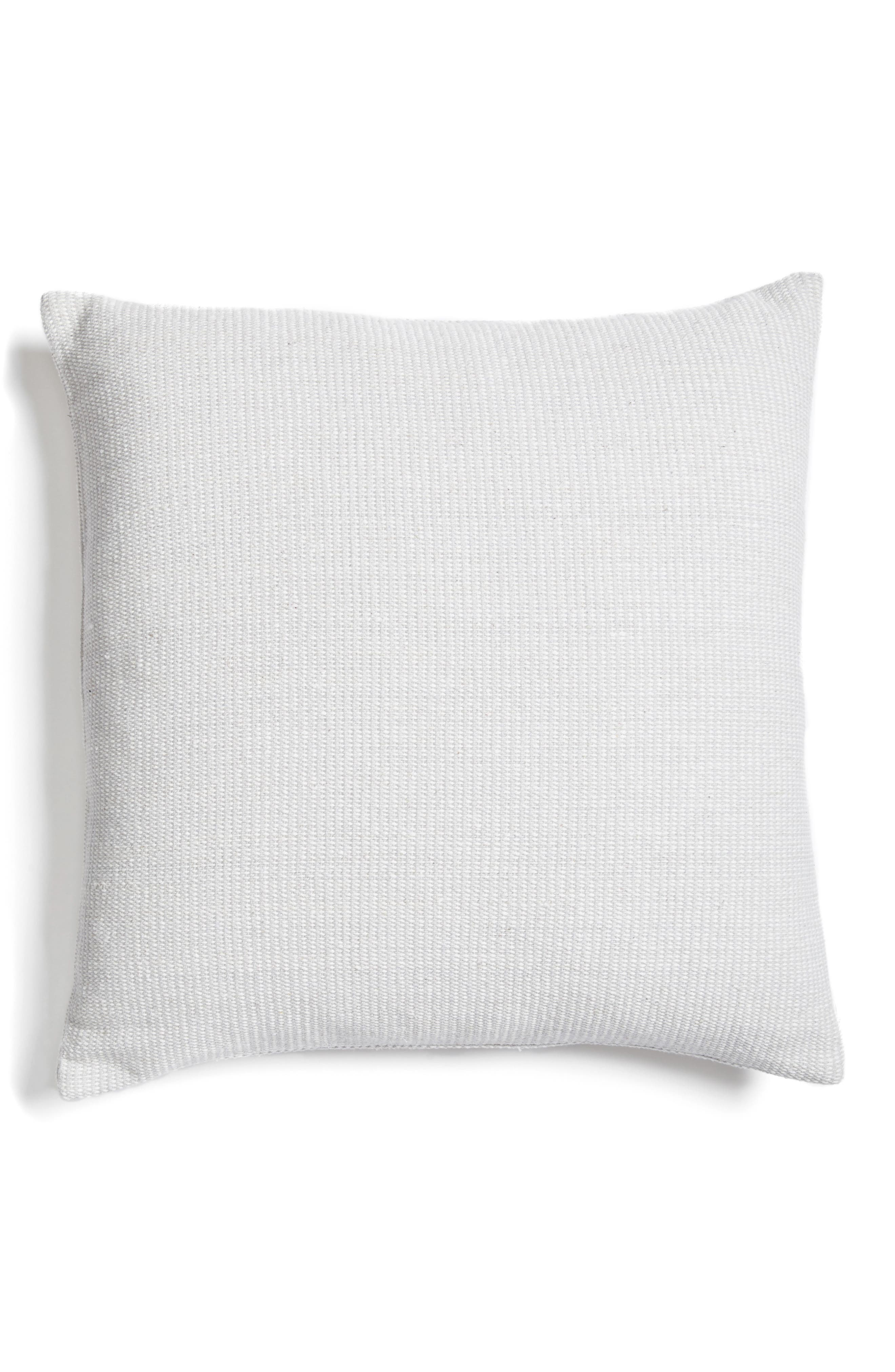 Structure Pillow,                             Alternate thumbnail 2, color,                             White/ Grey
