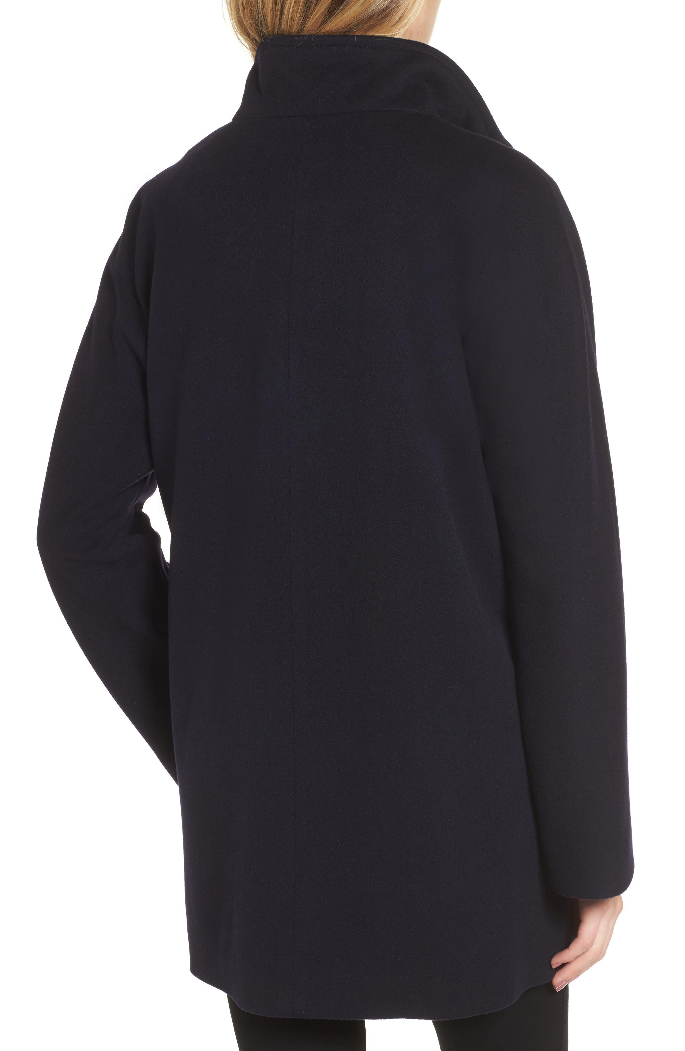 Alternate Image 2  - Sofia Cashmere Dolman Sleeve Coat