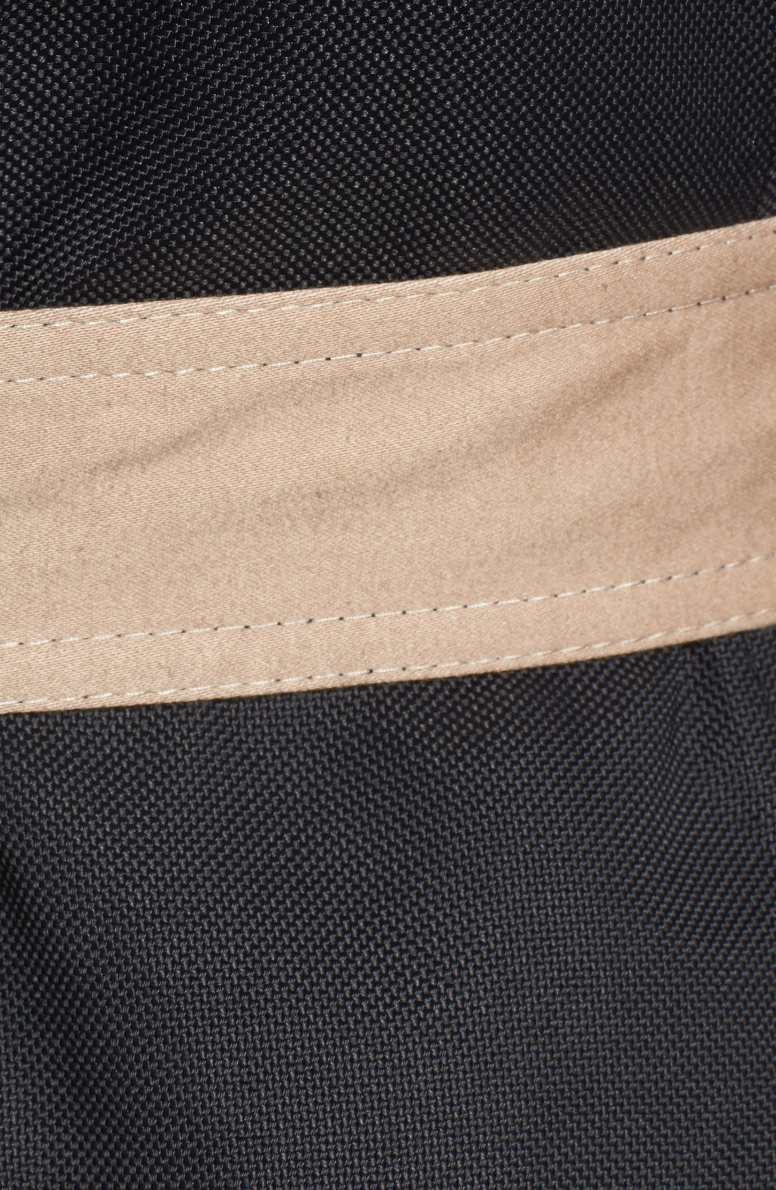 Alternate Image 5  - Trina Turk Allison Two-Tone Trench Coat