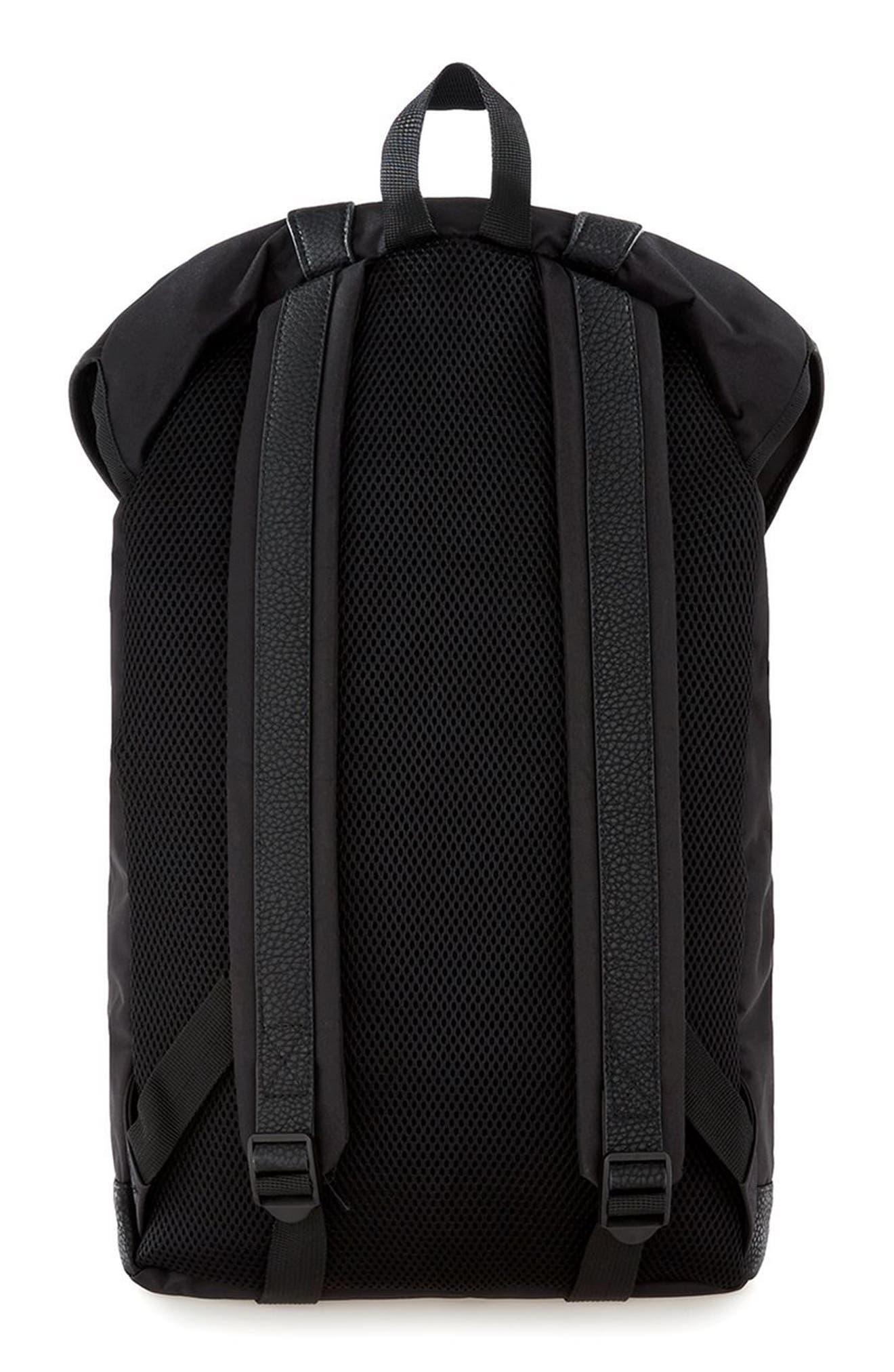 Explorer Backpack,                             Alternate thumbnail 2, color,                             Black