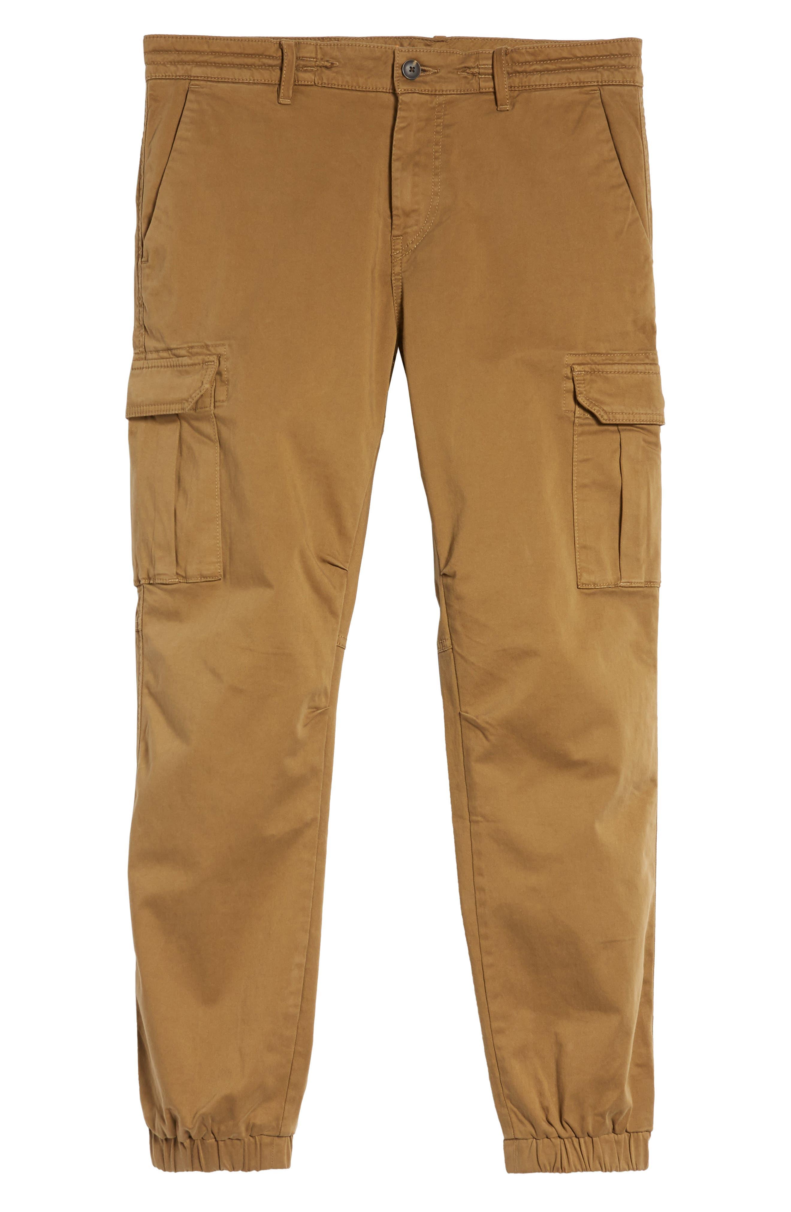 Shay 2 Cargo Pants,                             Alternate thumbnail 6, color,                             Open Beige