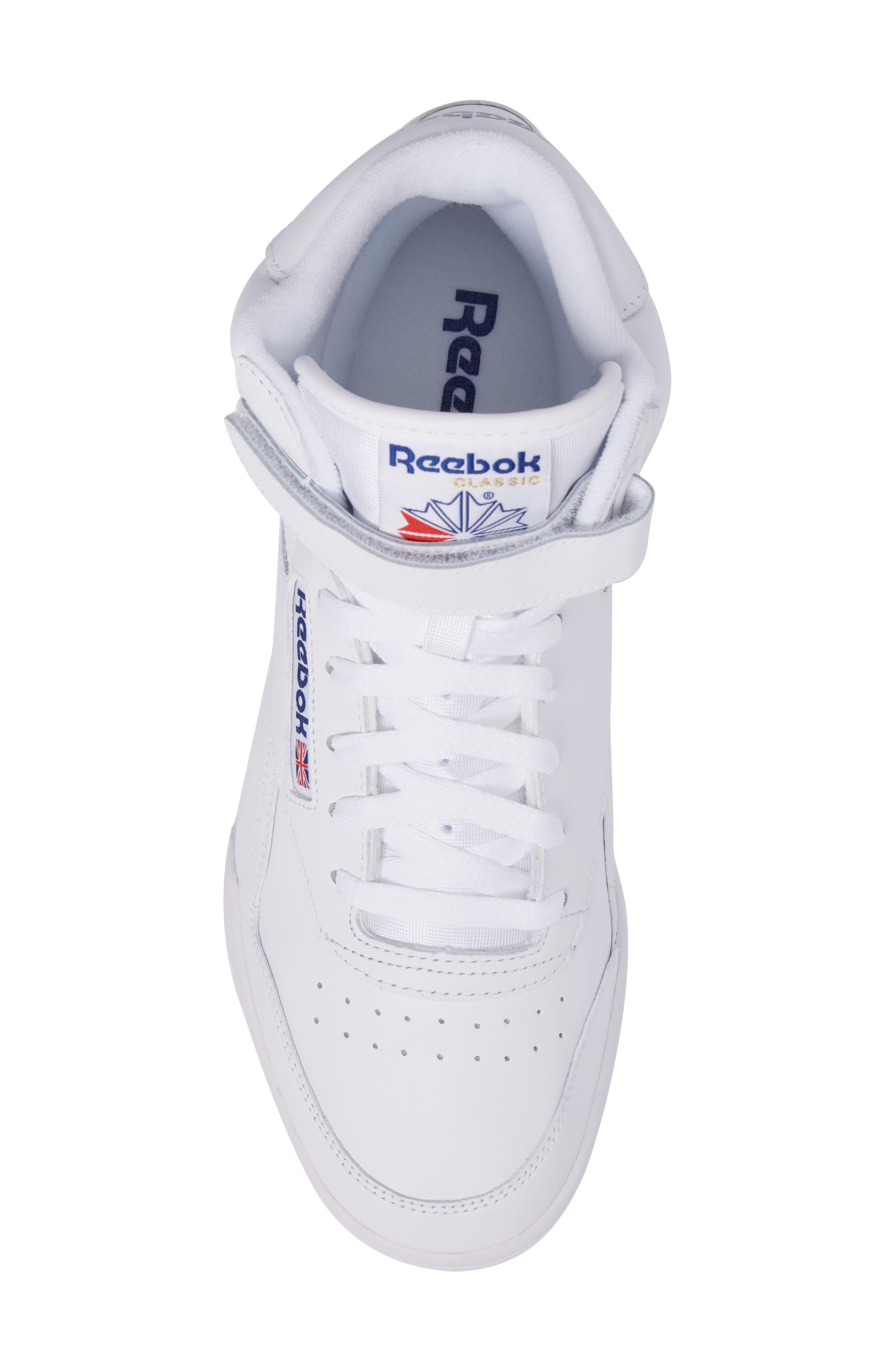 Alternate Image 5  - Reebok Ex-O-Fit Hi Sneaker (Men)