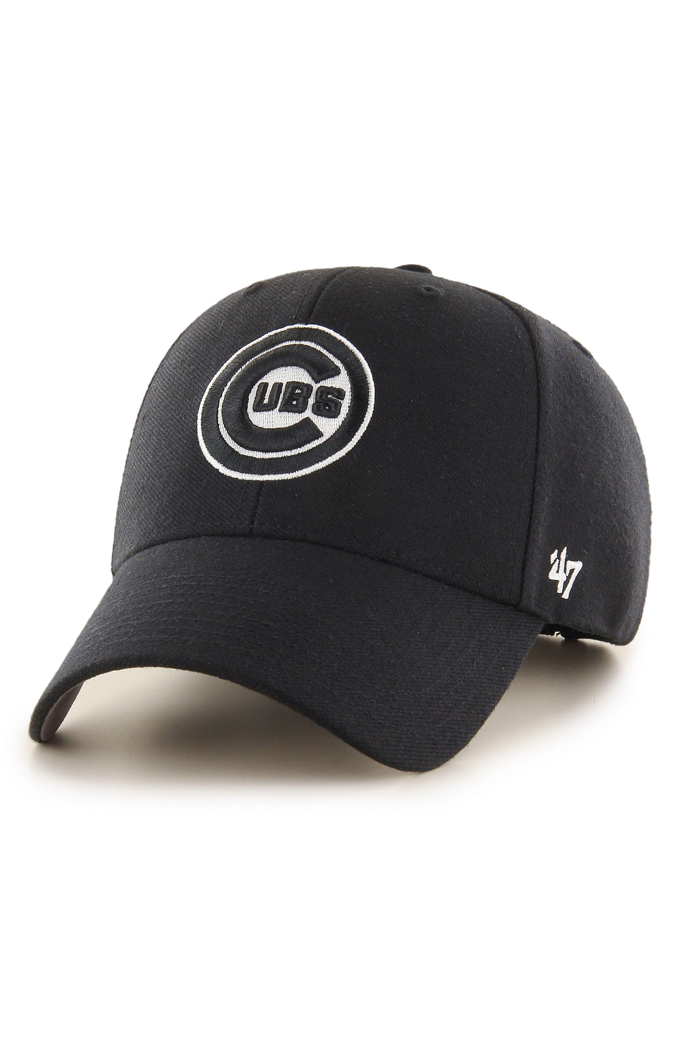 Main Image - 47 Brand Chicago Cubs MVP Baseball Cap