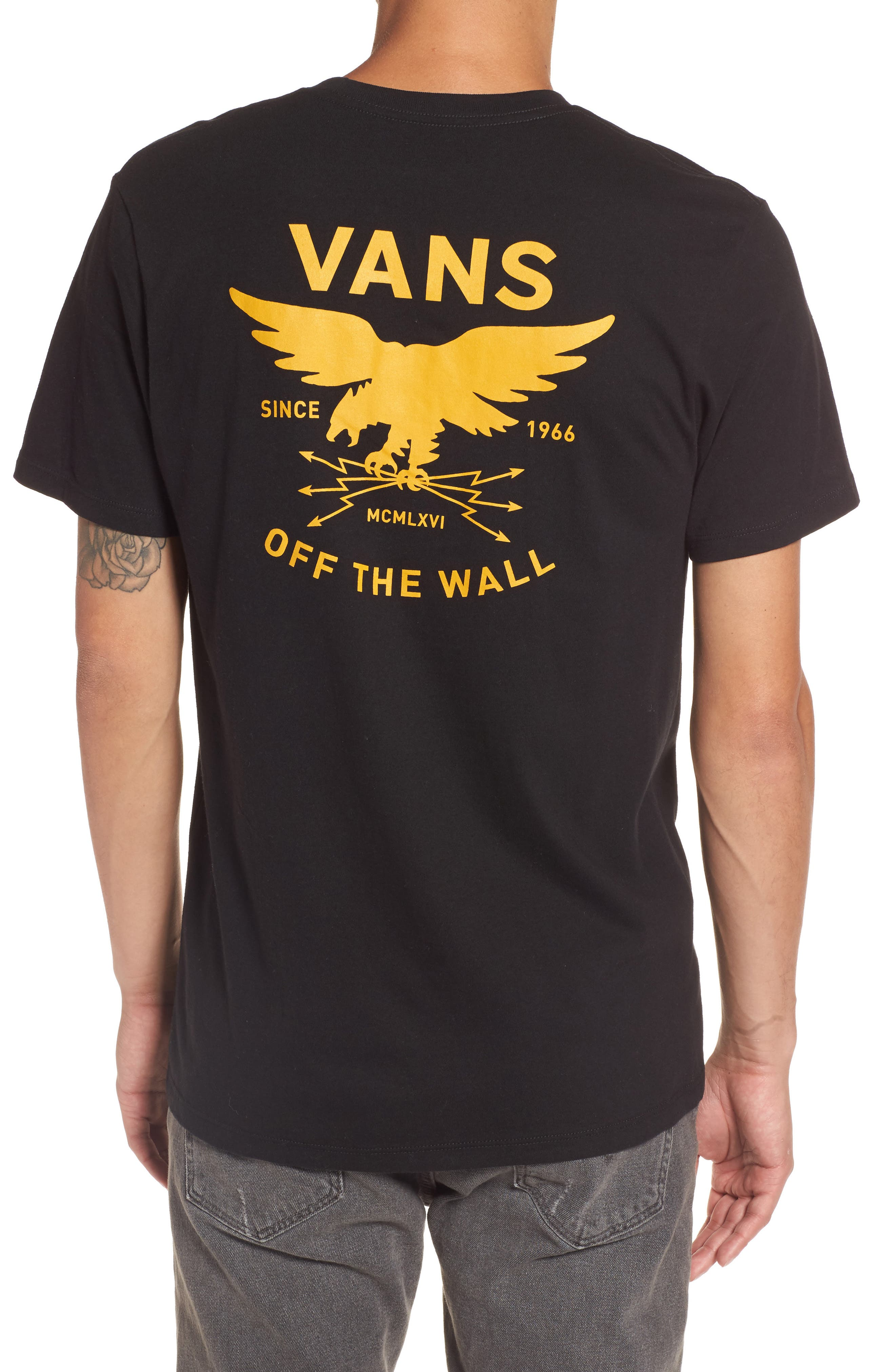 Alternate Image 2  - Vans Fight On T-Shirt