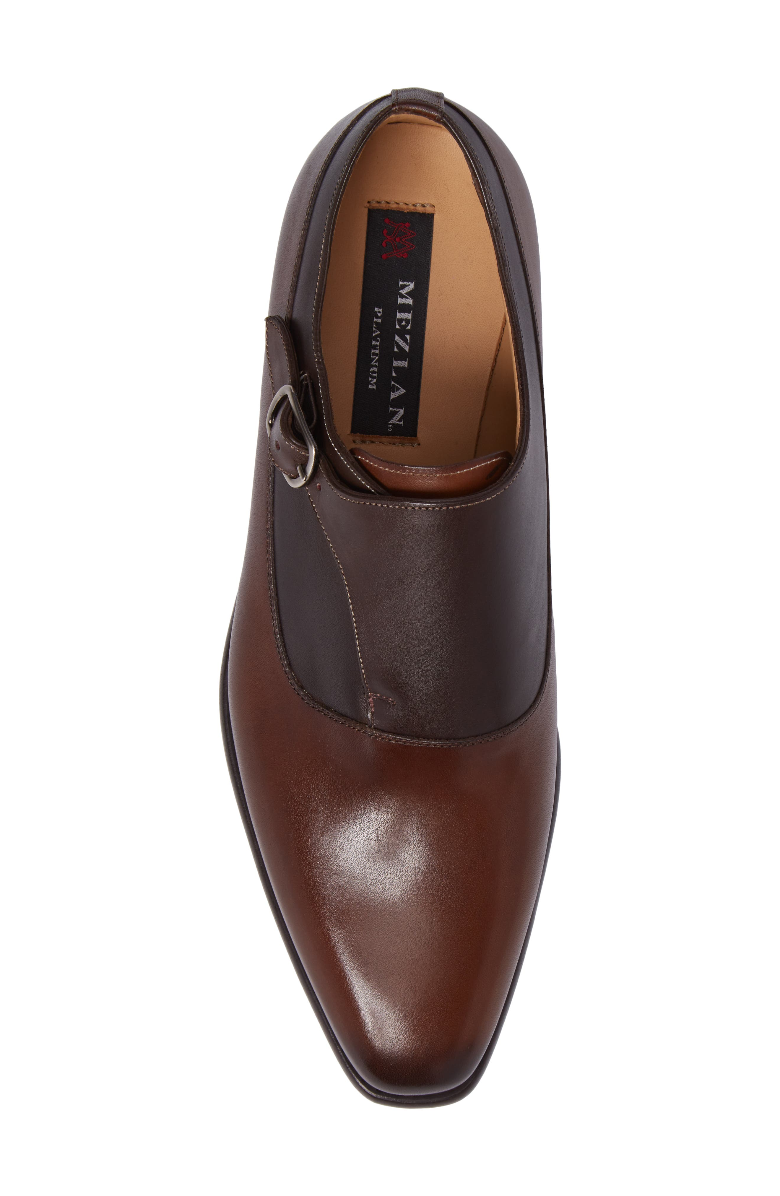 Alternate Image 5  - Mezlan Algar Monk Strap Shoe (Men)