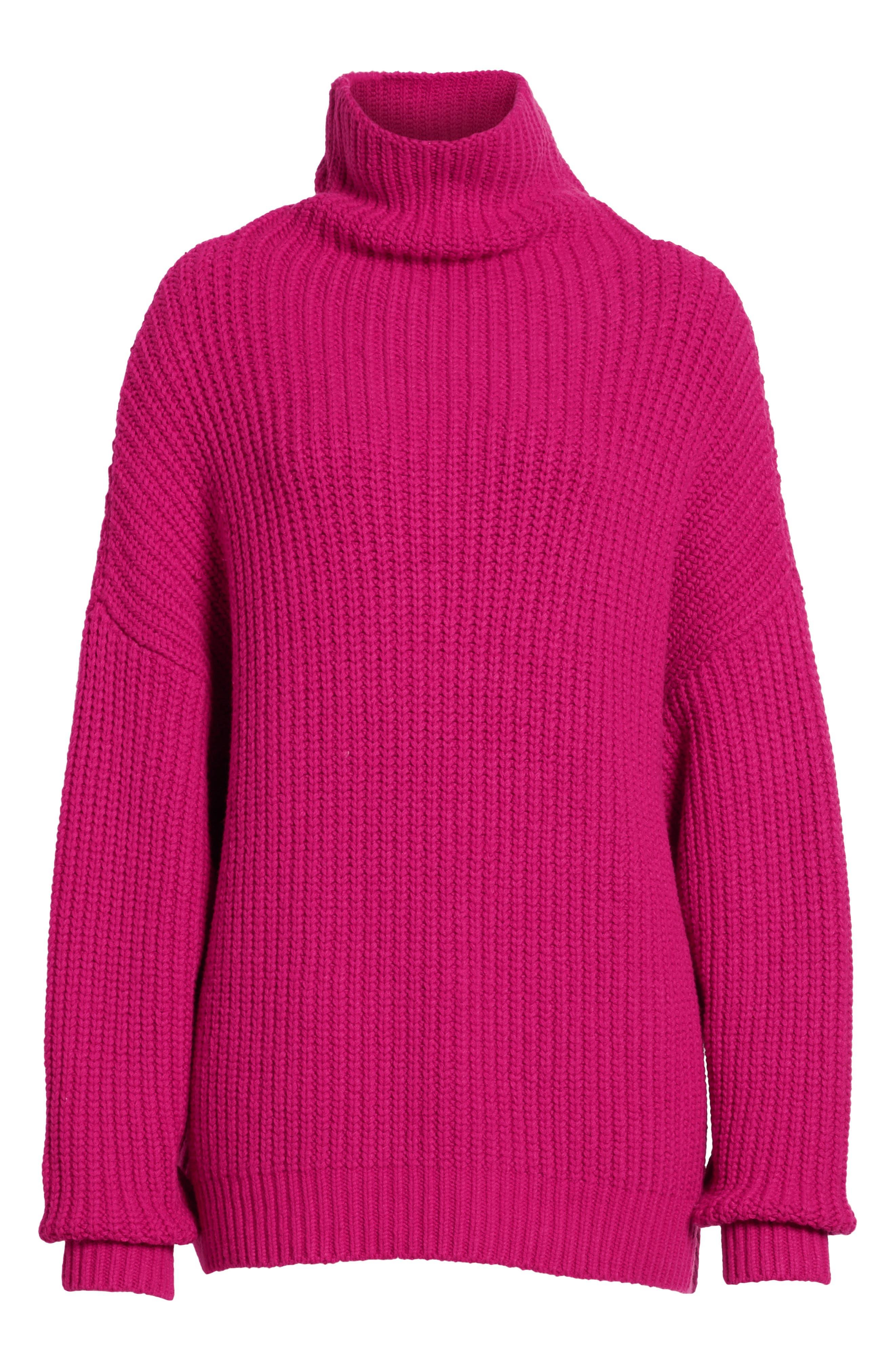 Alternate Image 6  - Free People Swim Too Deep Turtleneck Sweater