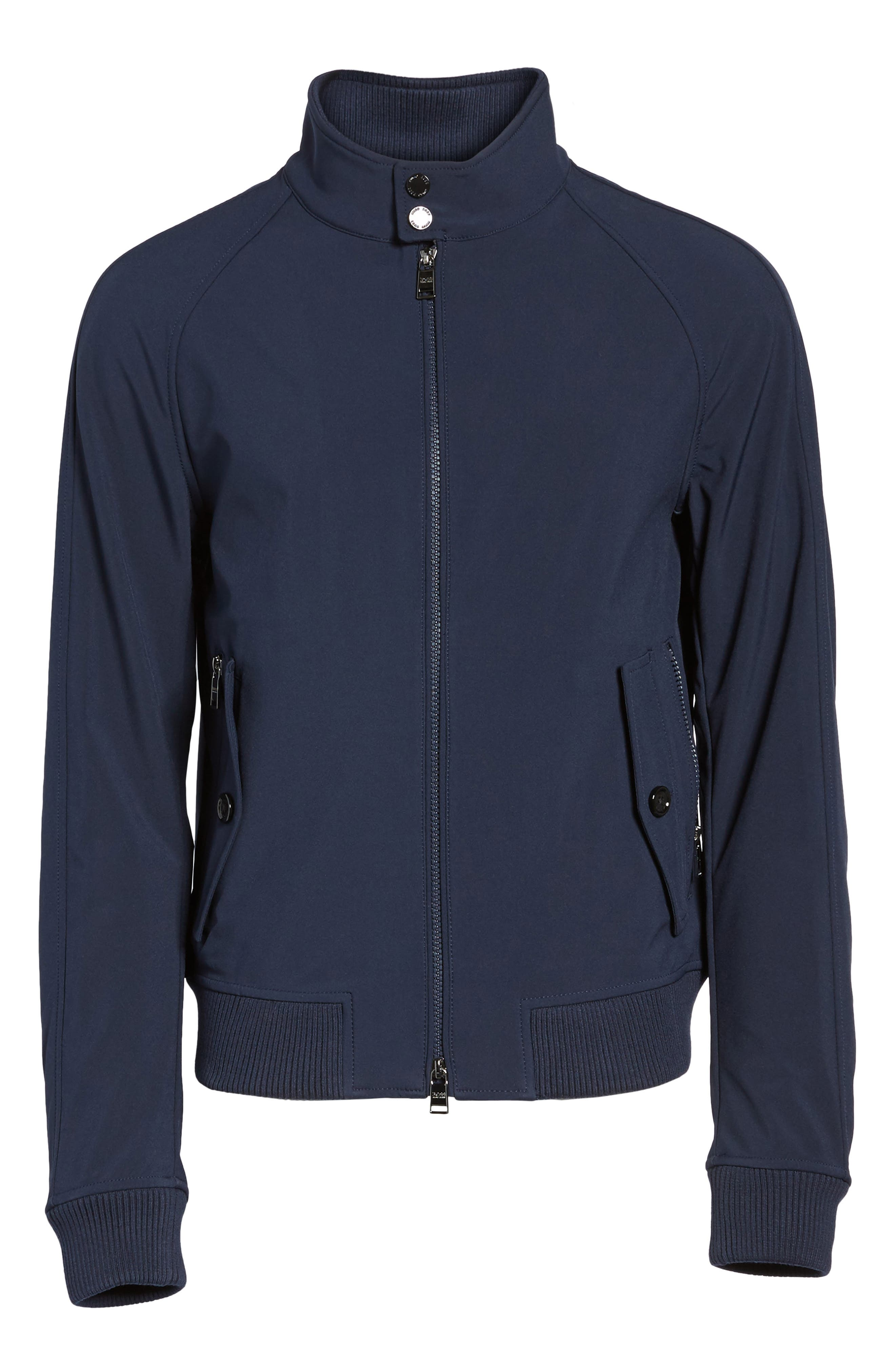 Corva Technical Jacket,                             Alternate thumbnail 5, color,                             Navy