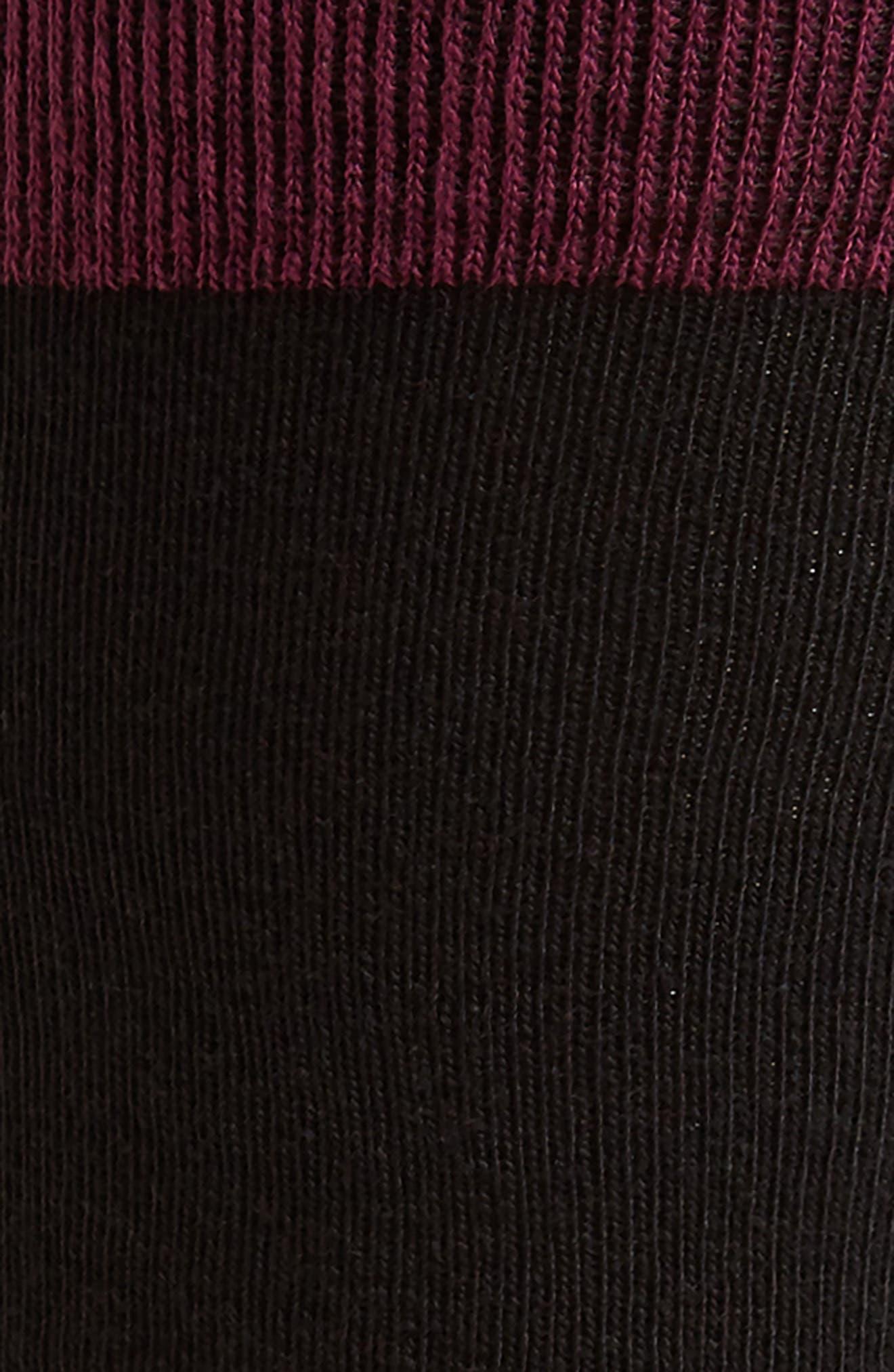 Alternate Image 2  - Ted Baker London Gele Colorblock Socks