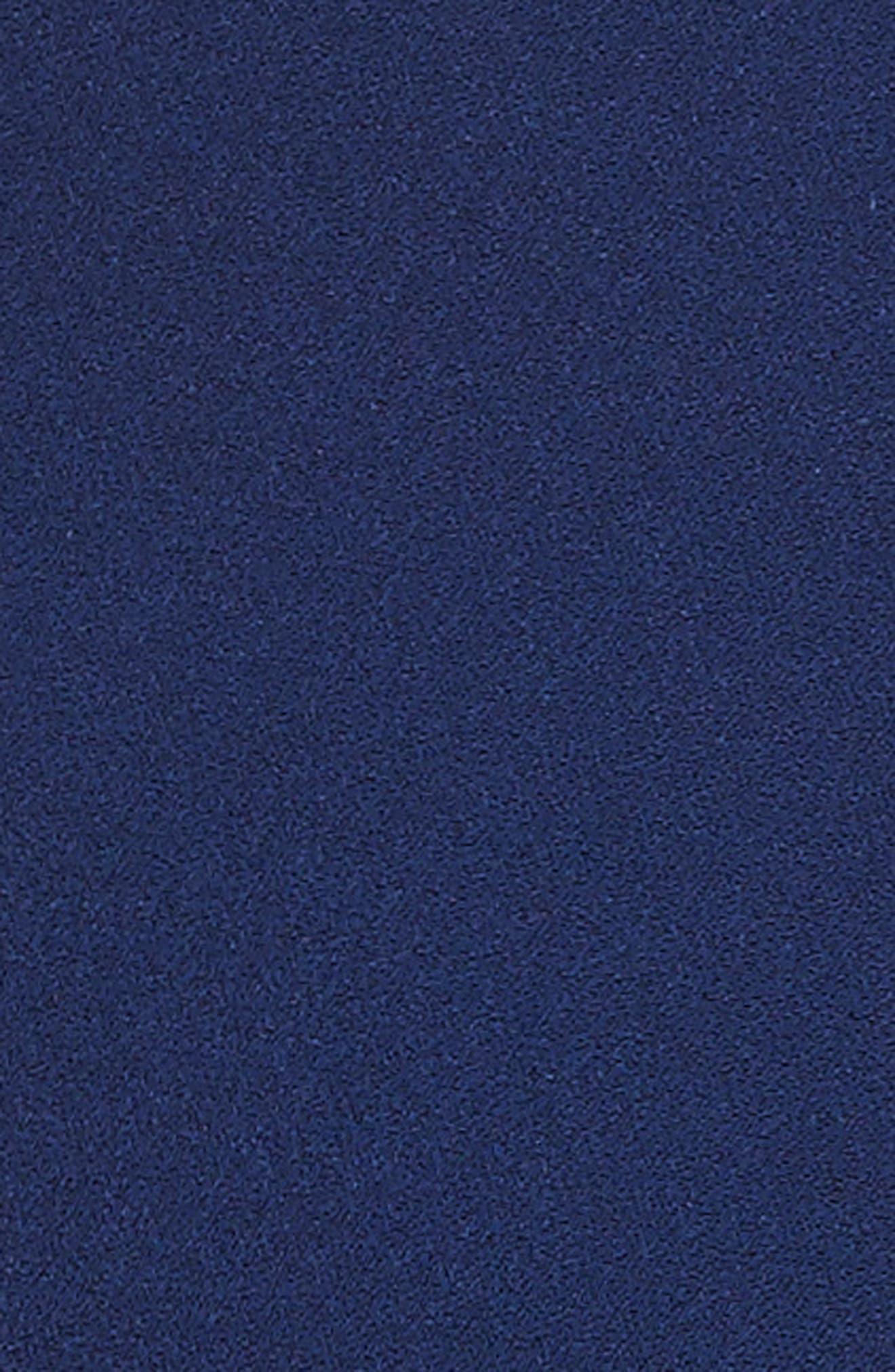 Drawstring Cady Jumpsuit,                             Alternate thumbnail 6, color,                             Sapphire Blue
