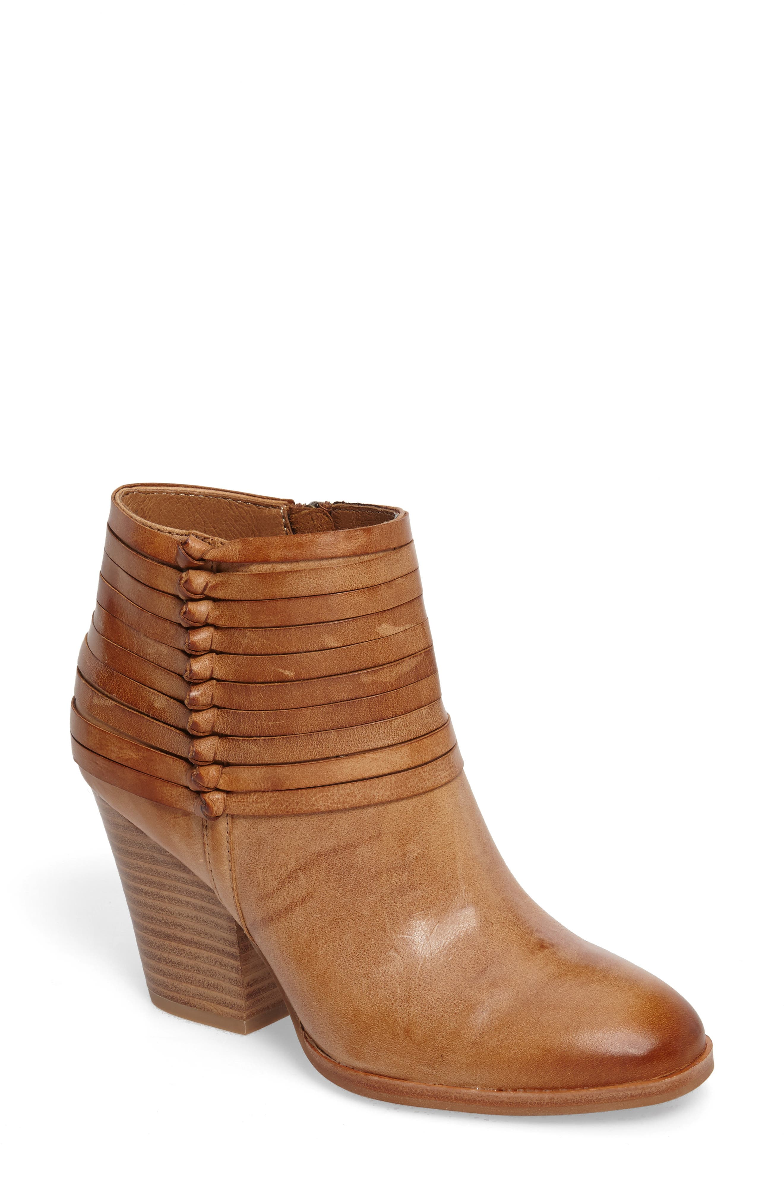 Alternate Image 1 Selected - Isolá Lander Strappy Bootie (Women)
