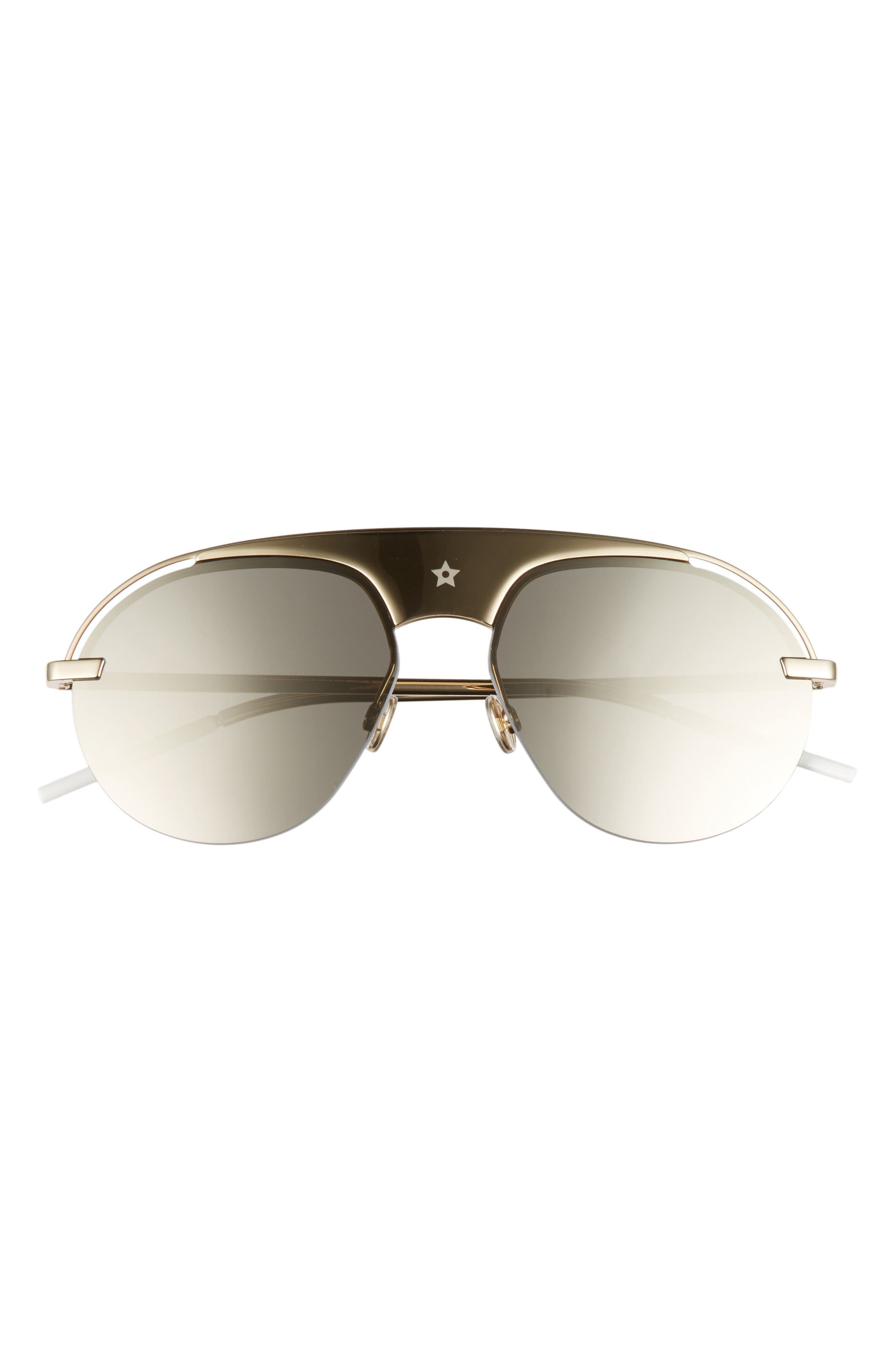 Alternate Image 3  - Dior Evolution 2 60mm Aviator Sunglasses