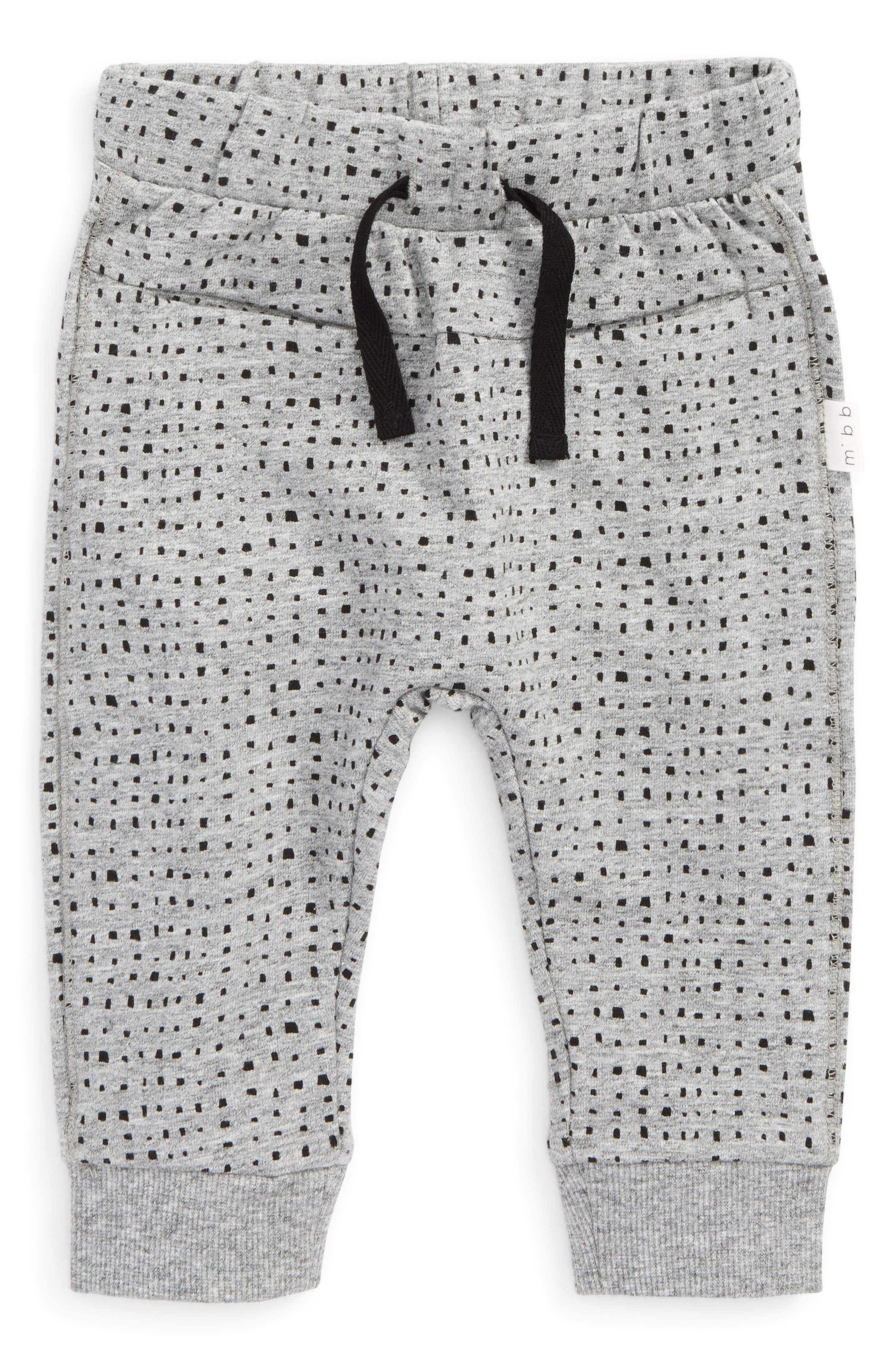 Main Image - Miles Baby Print Sweatpants (Baby)