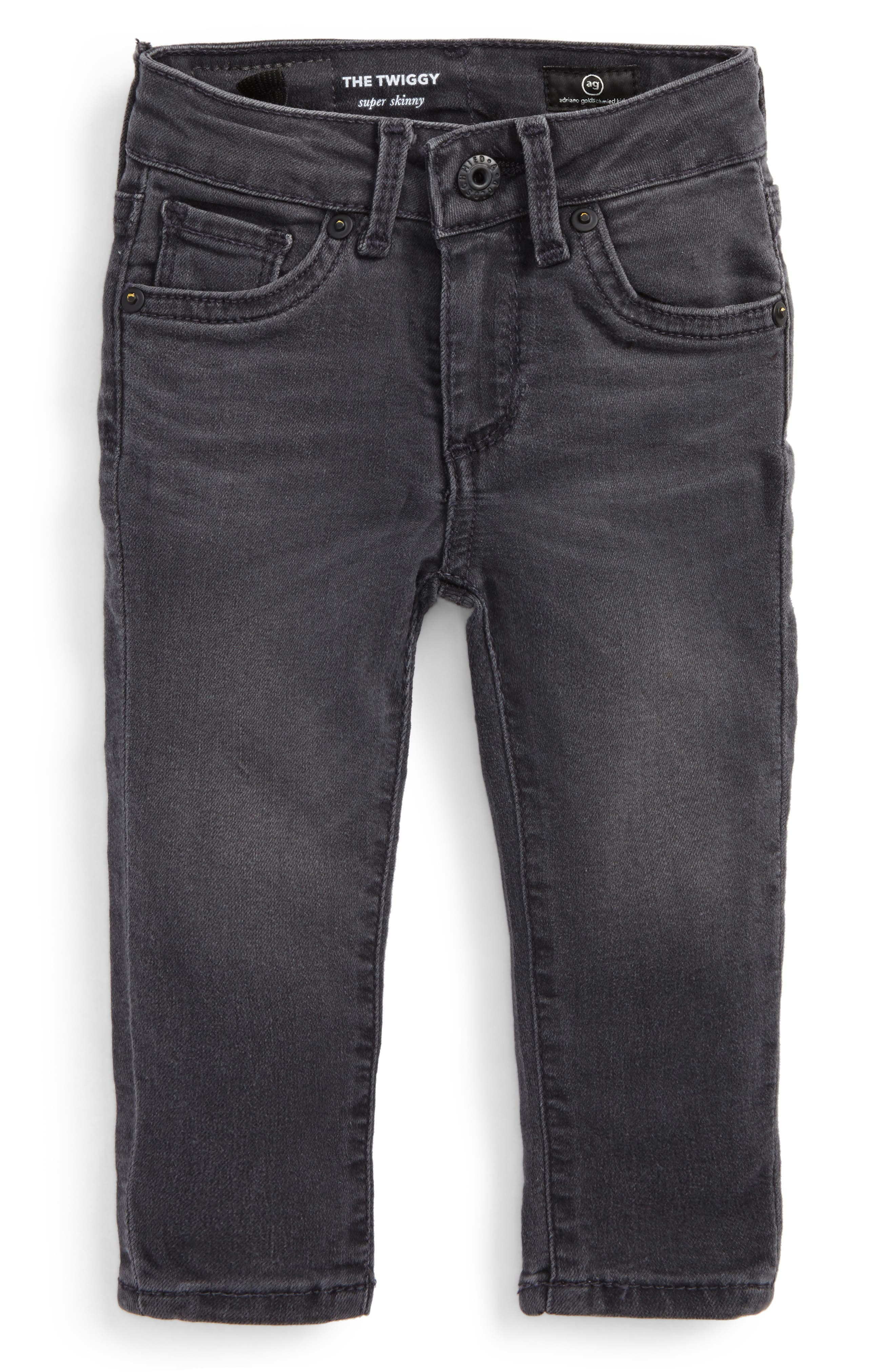 Ankle Skinny Jeans,                         Main,                         color, Fulton Wash