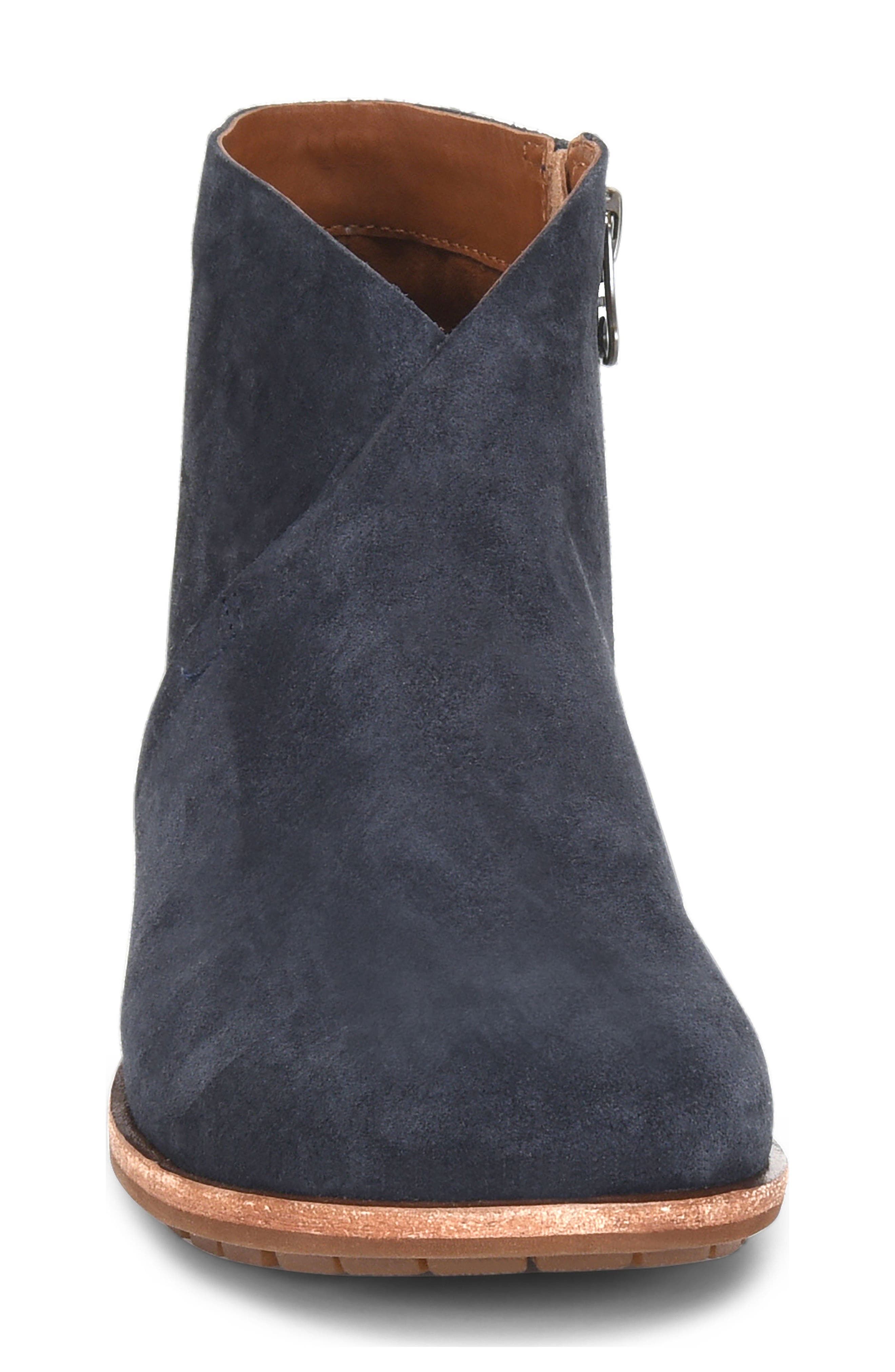 Balsa Boot,                             Alternate thumbnail 4, color,                             Navy Suede