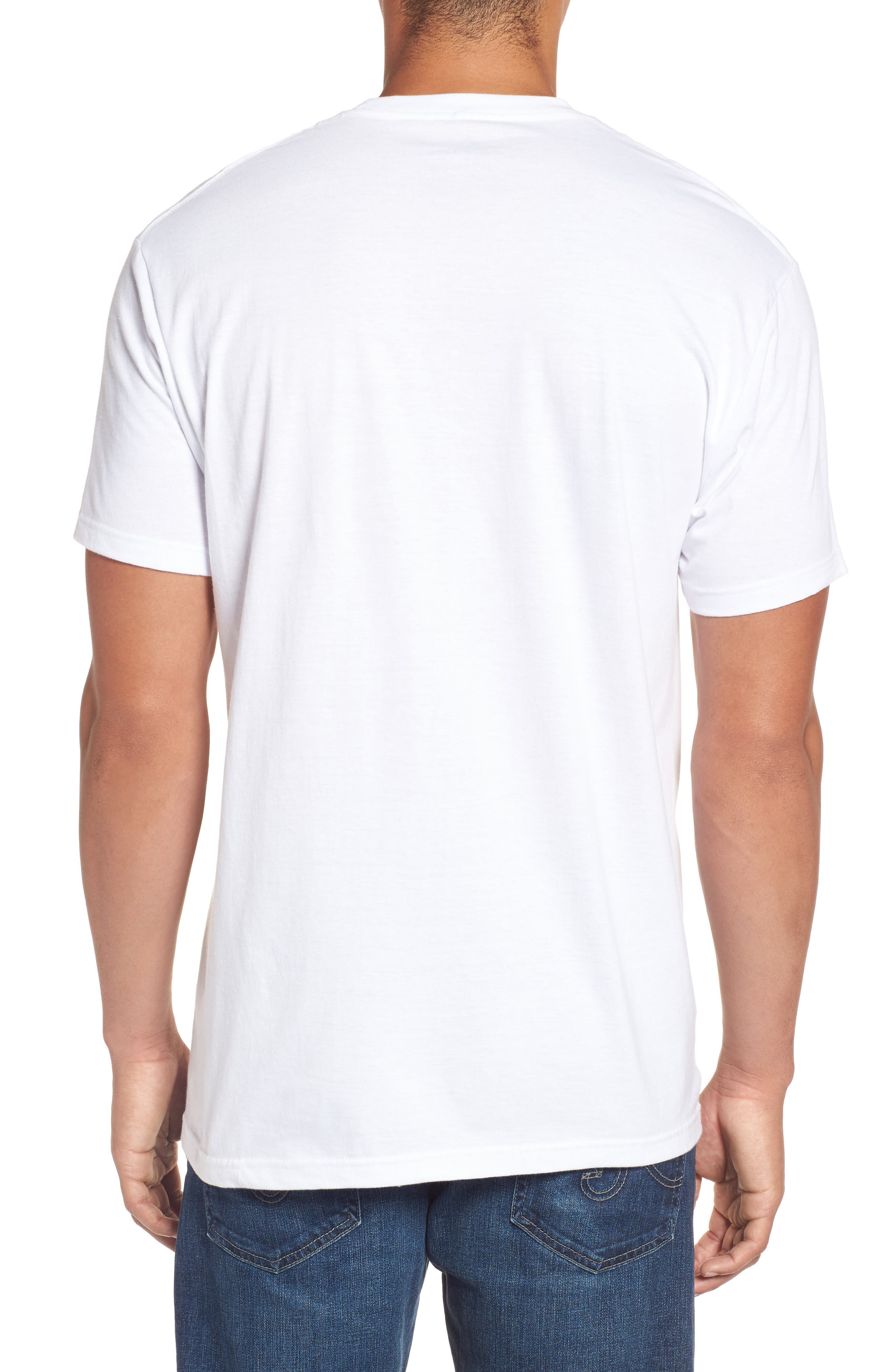 Alternate Image 2  - Rip Curl Terra Graphic T-Shirt