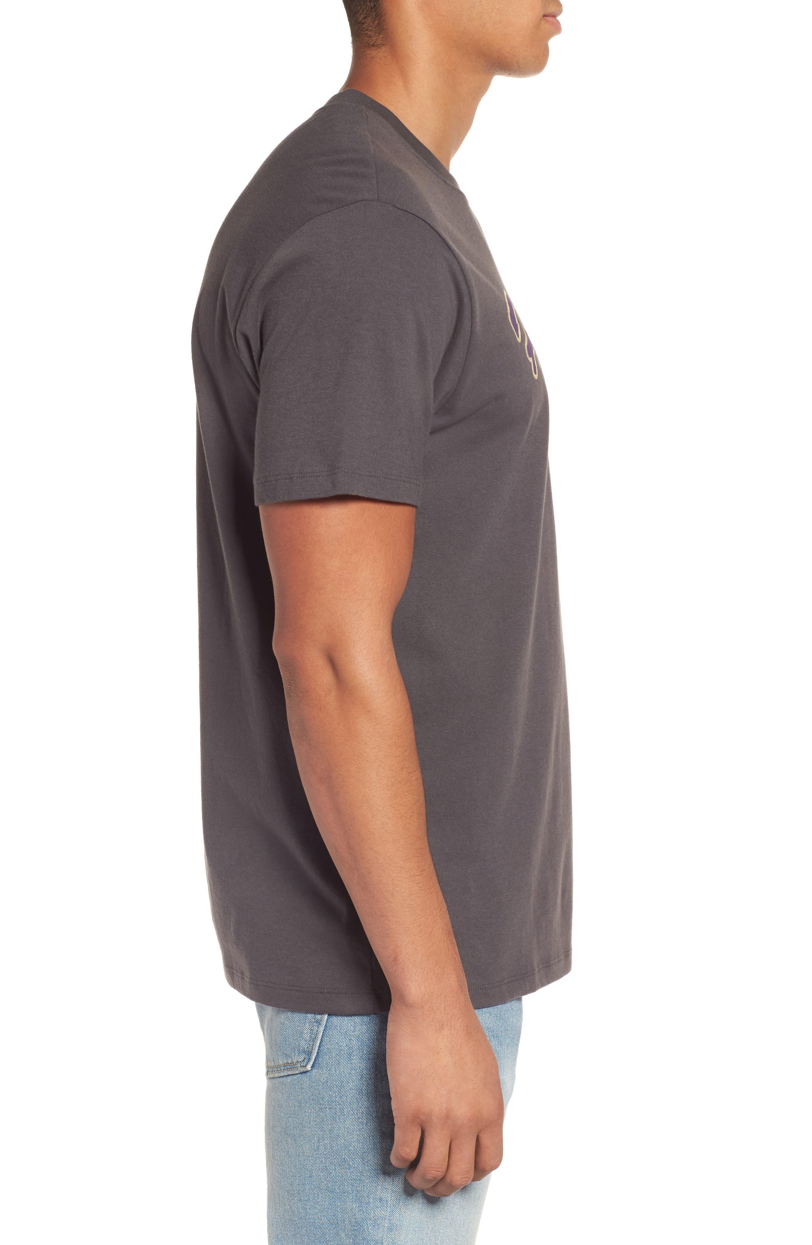 Alternate Image 3  - '47 University of Washington Huskies Borderland T-Shirt