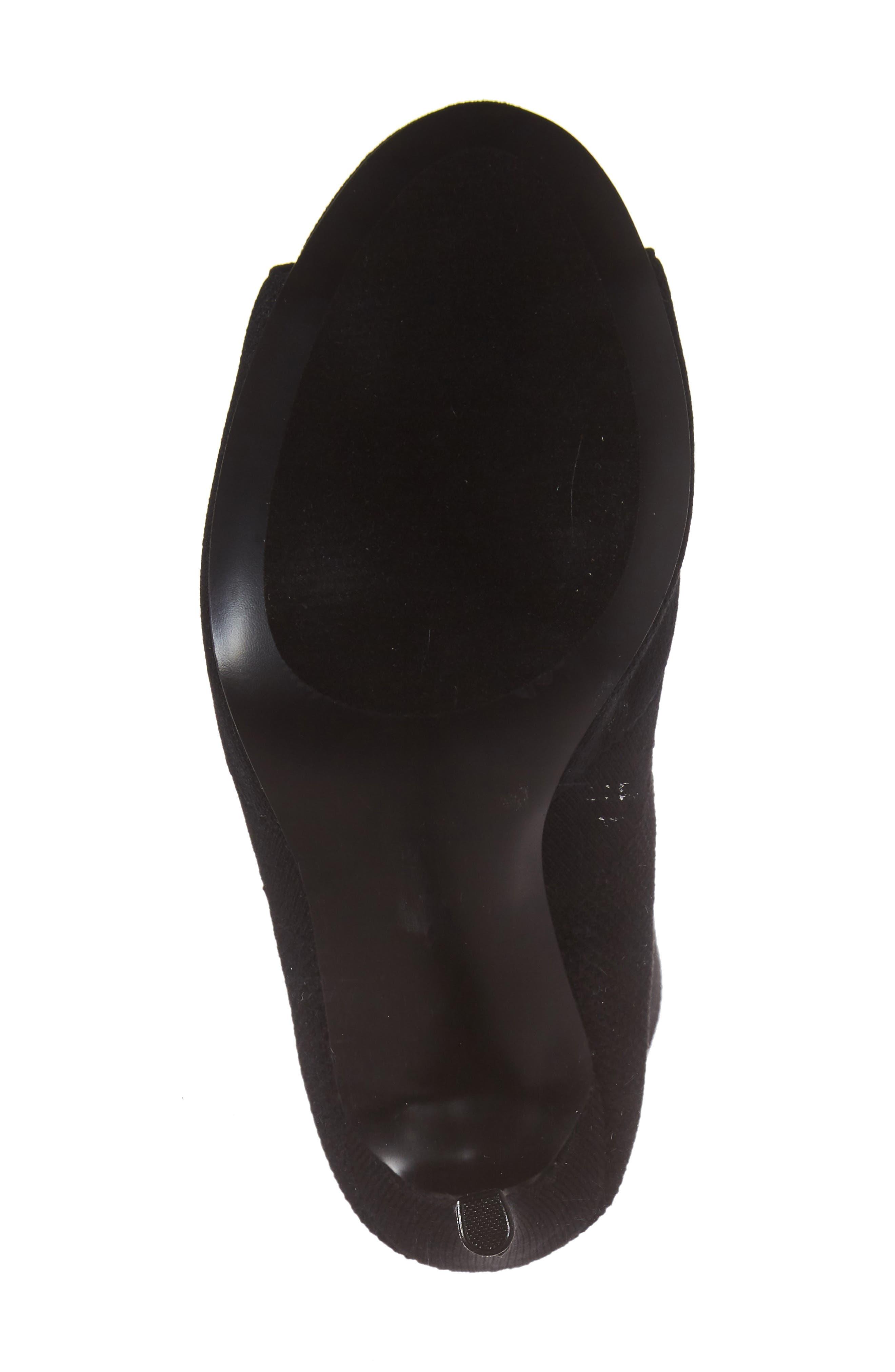 Alternate Image 6  - Steve Madden Kristi Peep Toe Bootie (Women)