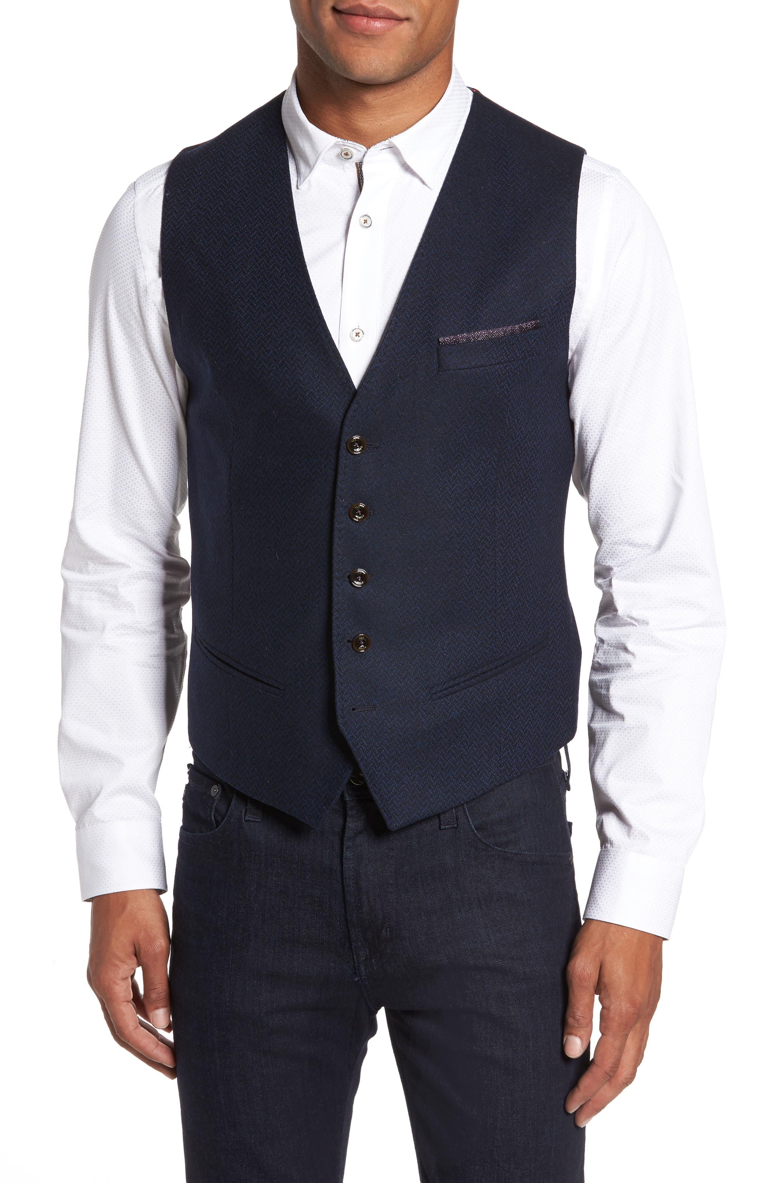 Alternate Image 1 Selected - Ted Baker London Waistcoat