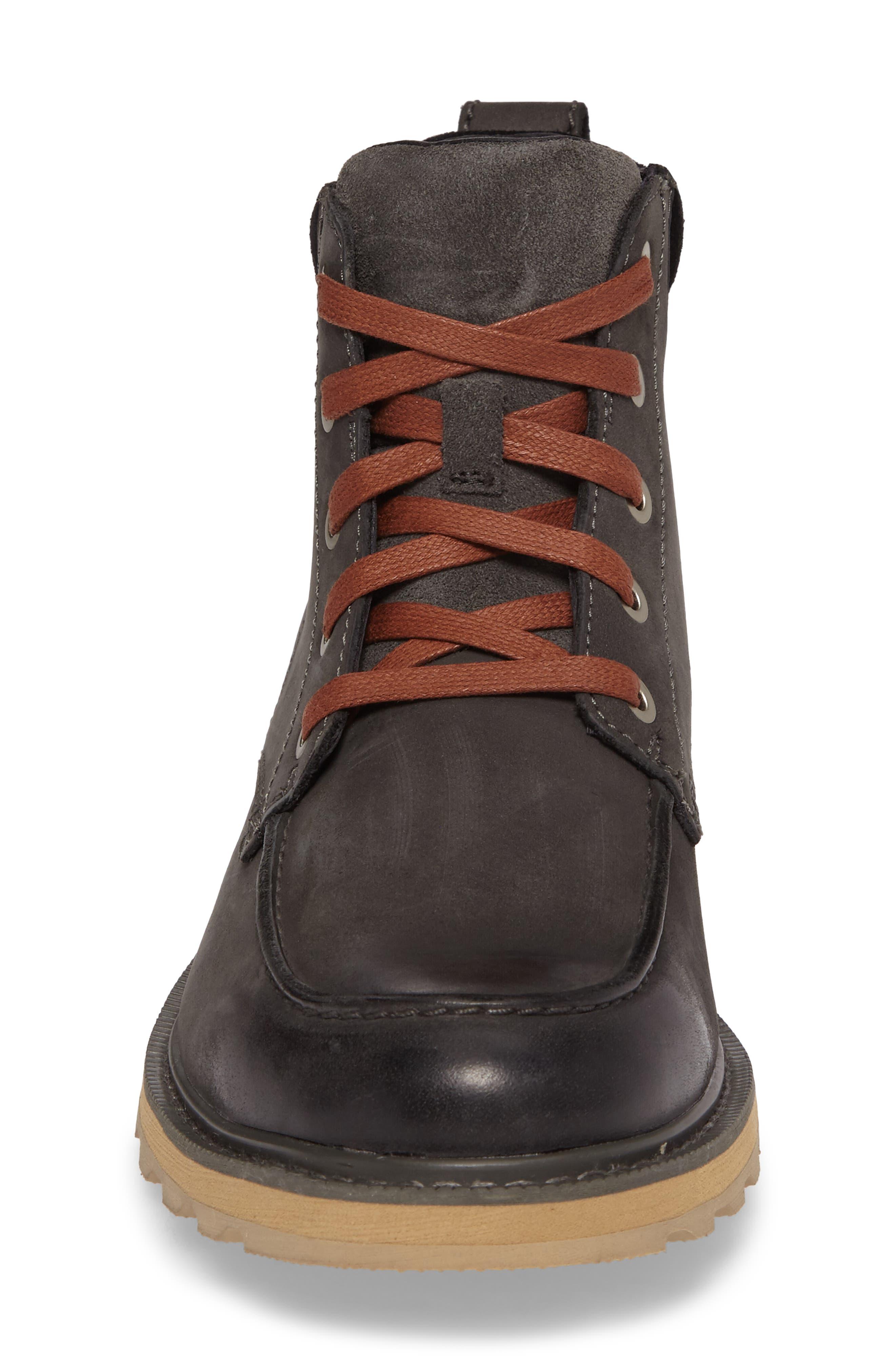 Alternate Image 4  - Sorel Madson Moc Toe Boot (Men)