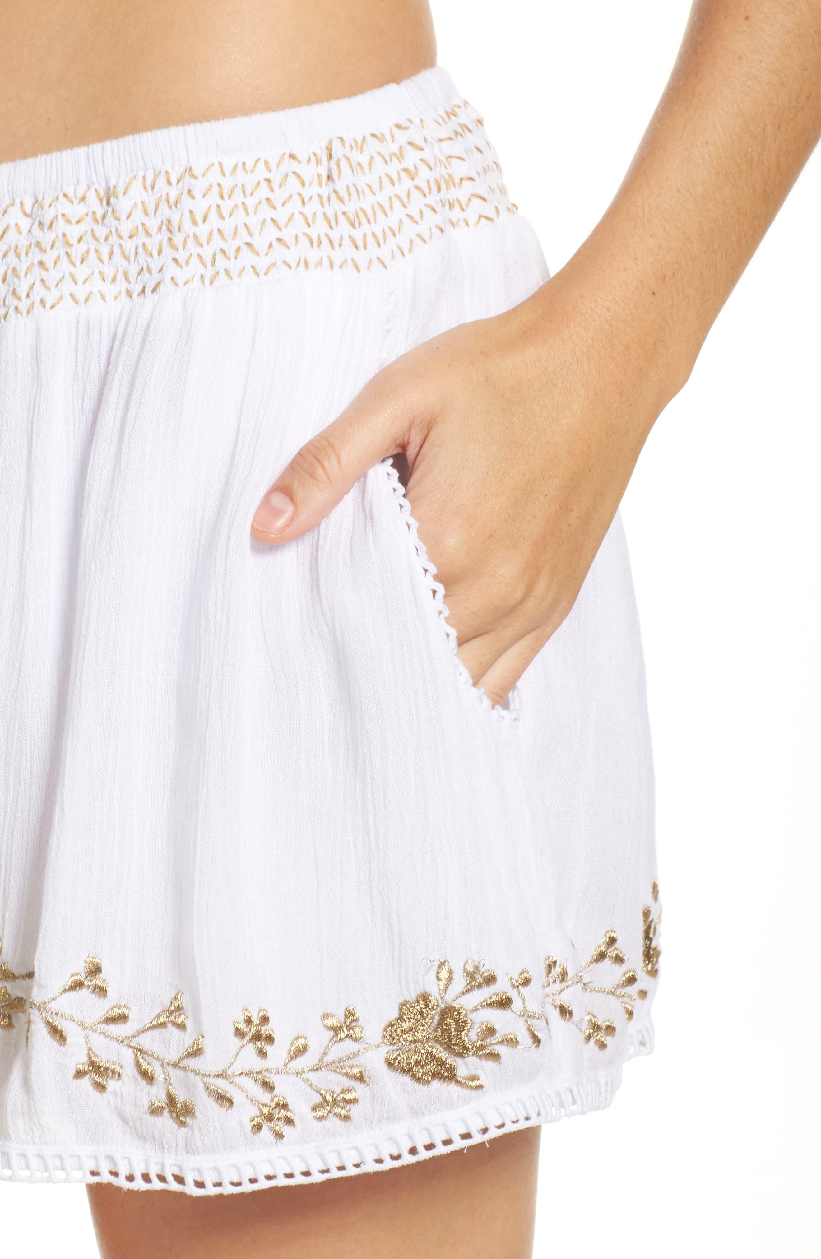Alternate Image 4  - Muche at Muchette Cleopatra Shorts