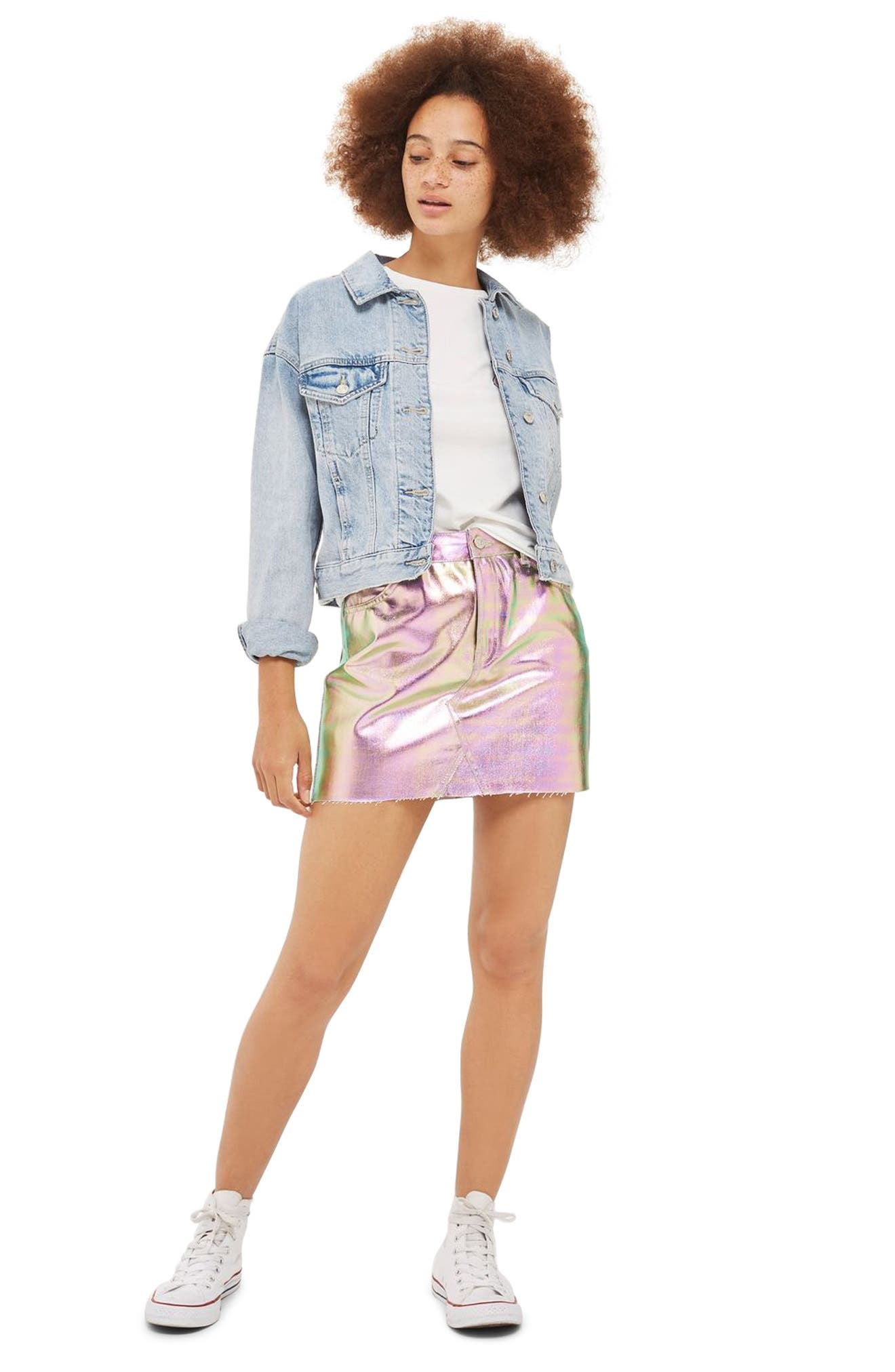 Alternate Image 2  - Topshop Read My Lips Graphic Tee