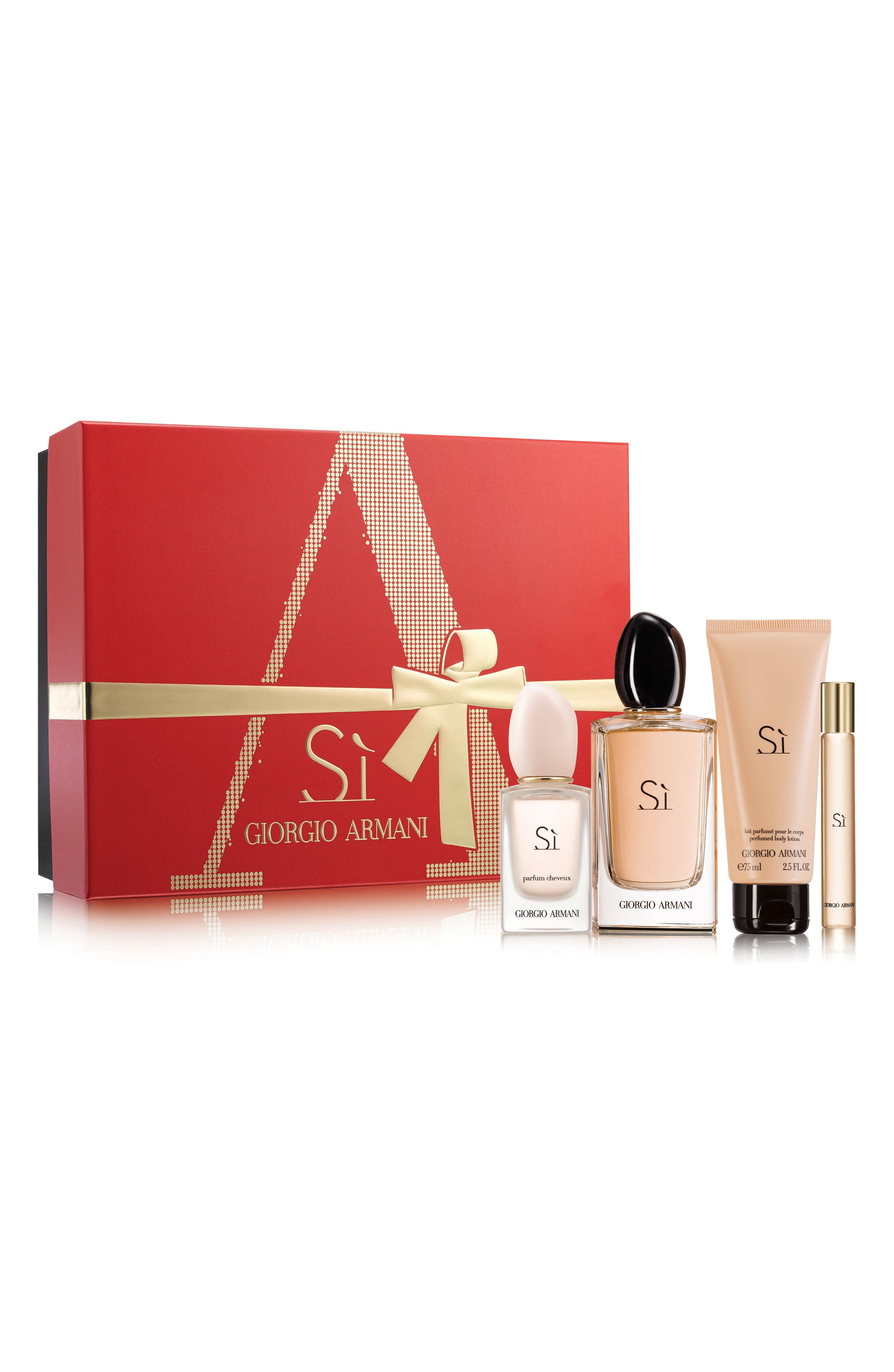 Giorgio Armani Si Set ($212 Value)