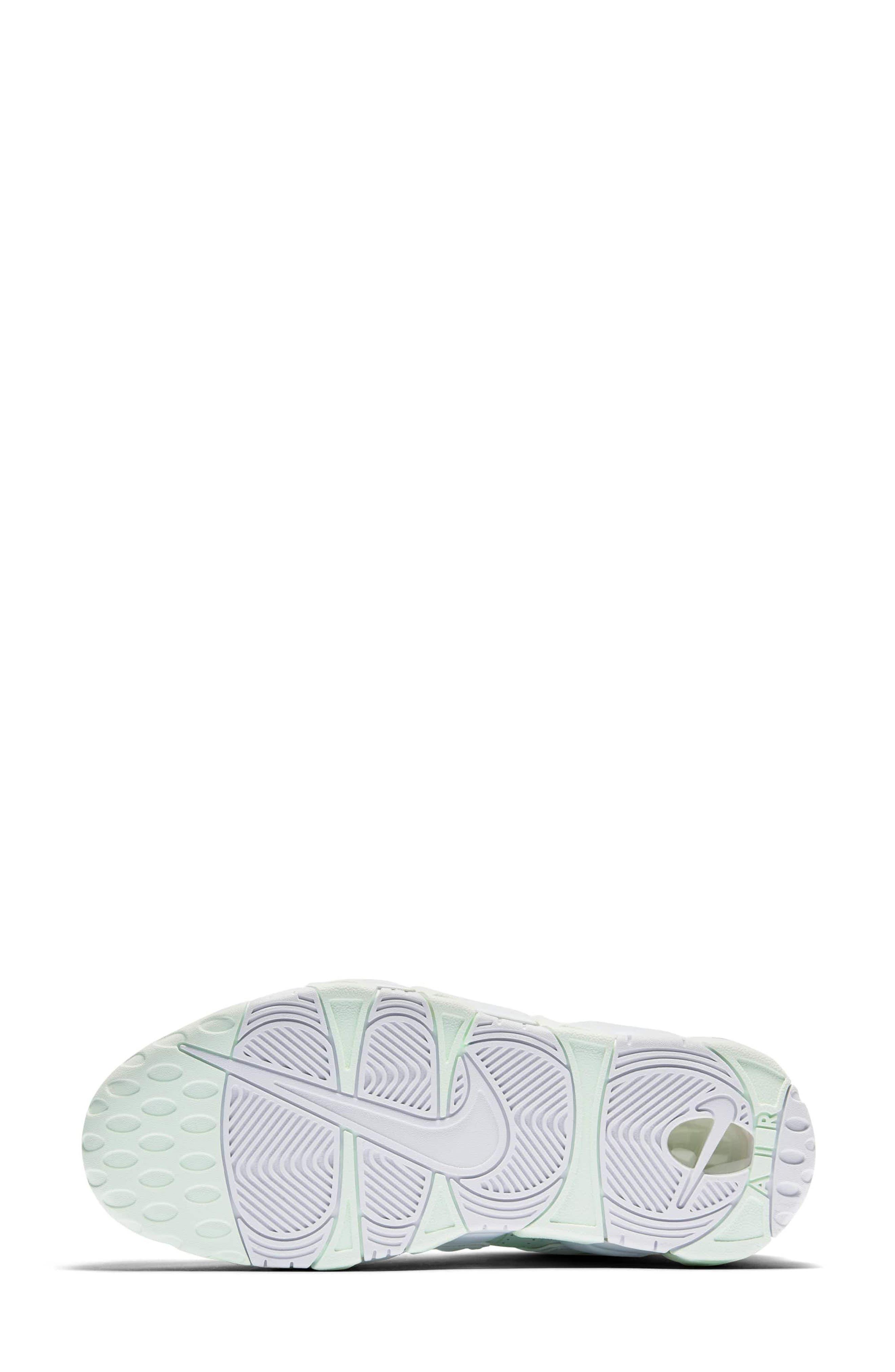 Alternate Image 5  - Nike Air More Uptempo Sneaker (Women)