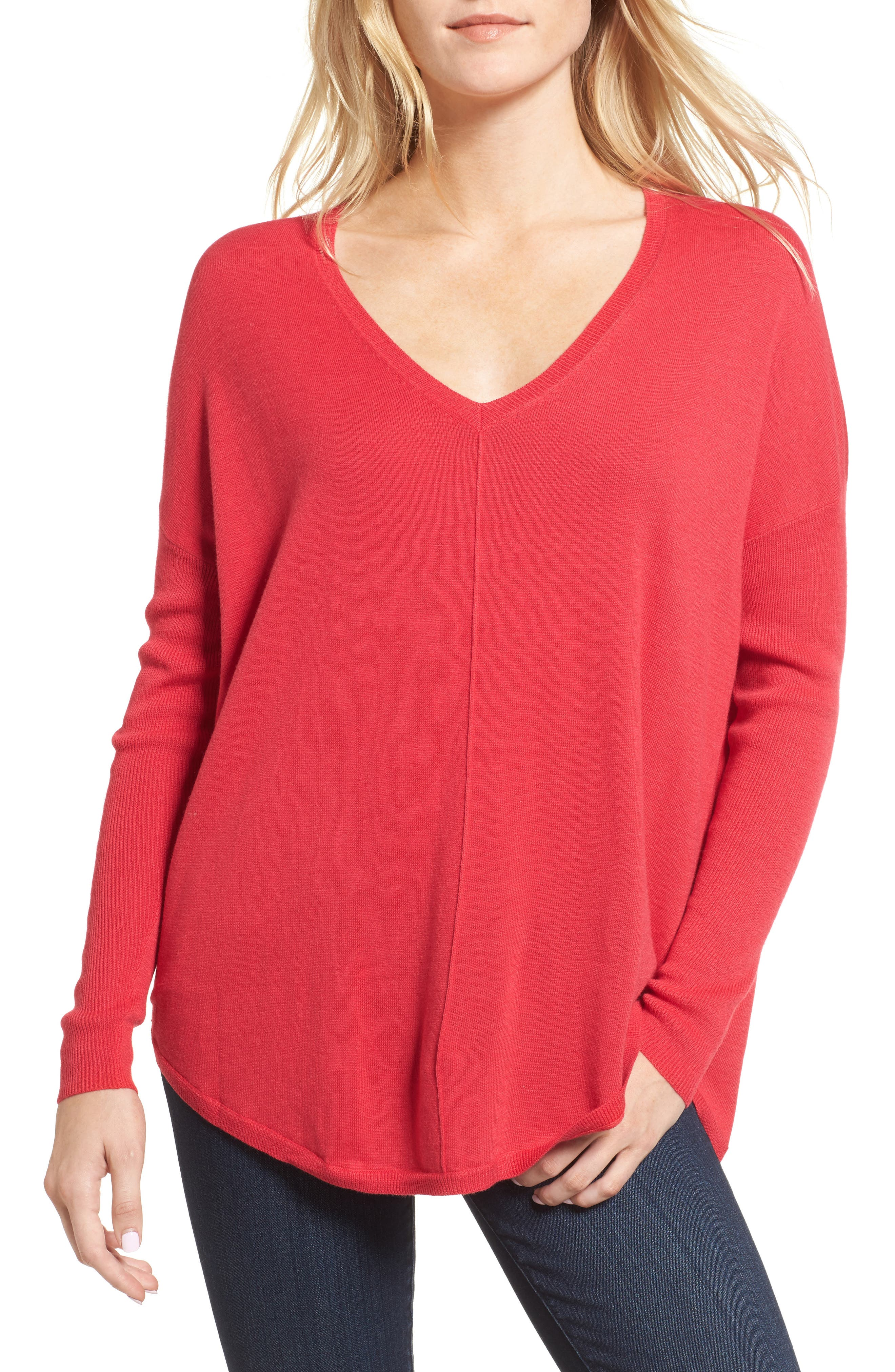 Women's Cashmere Blend Sweaters   Nordstrom